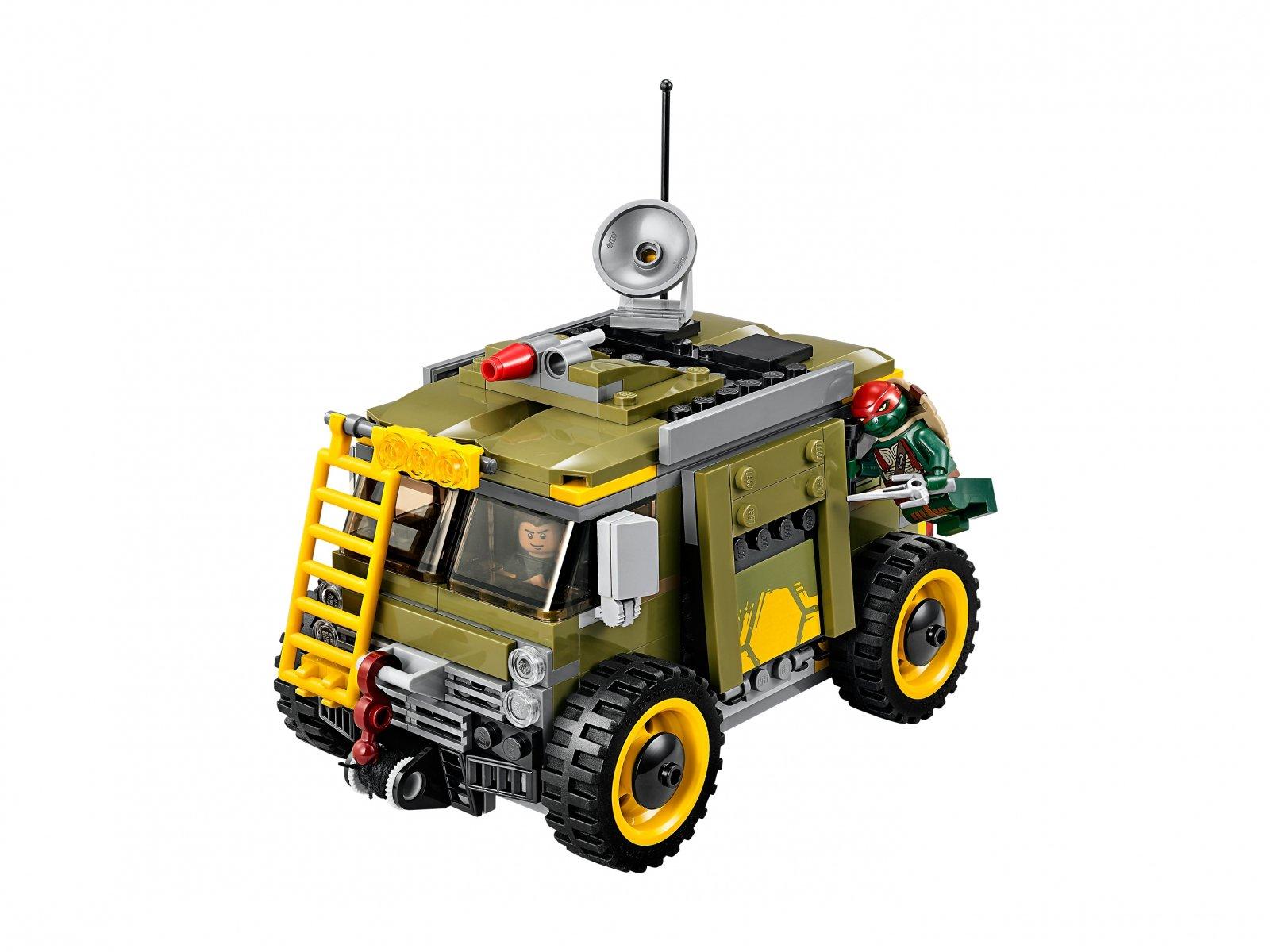 LEGO 79115 Furgonetka żółwi