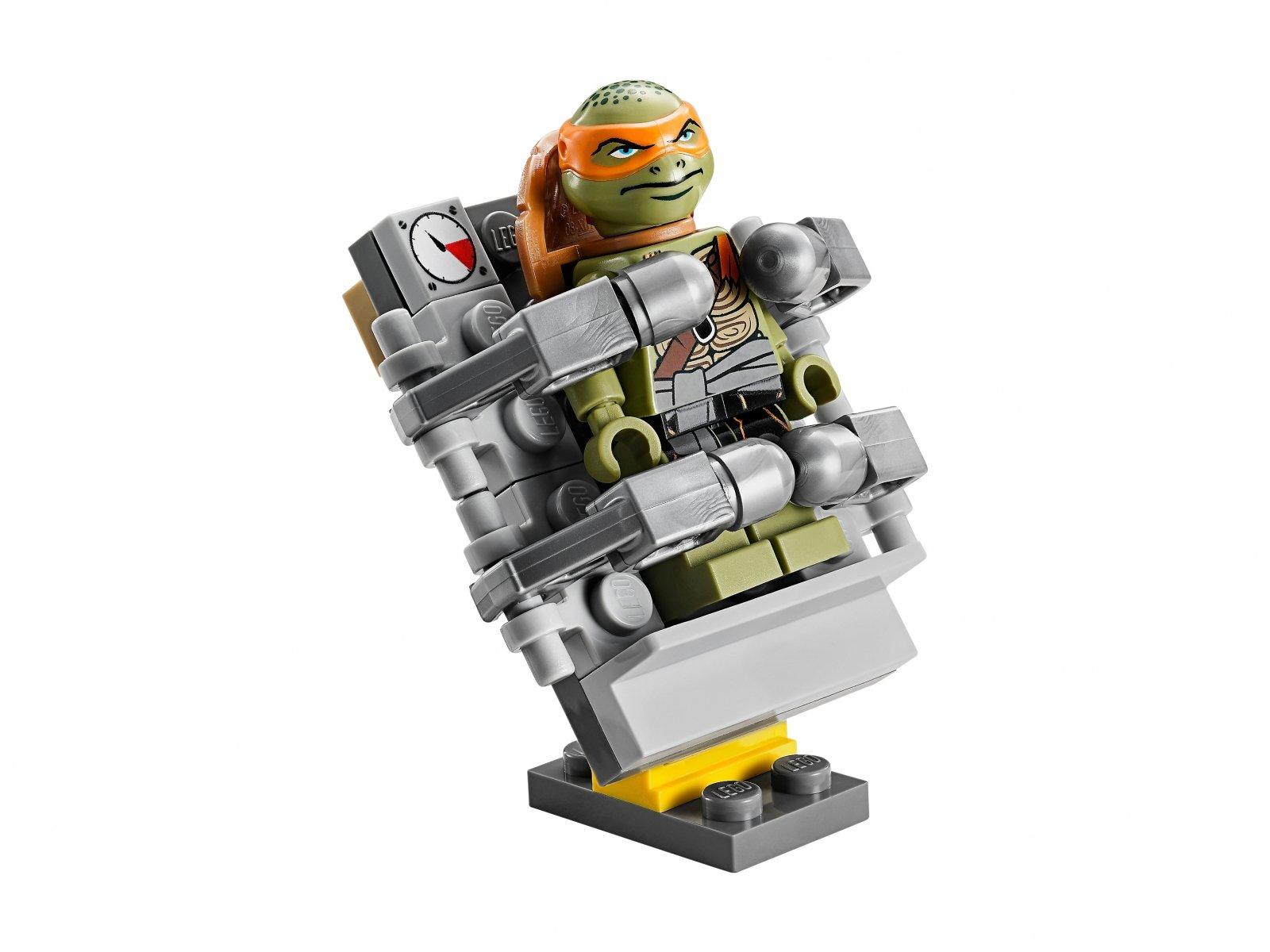 LEGO Teenage Mutant Ninja Turtles™ Furgonetka żółwi