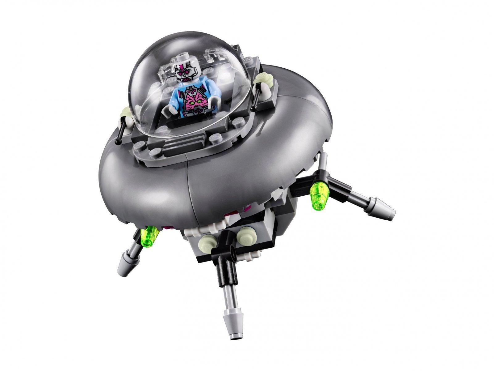 LEGO 79120 Teenage Mutant Ninja Turtles™ Podniebne uderzenie