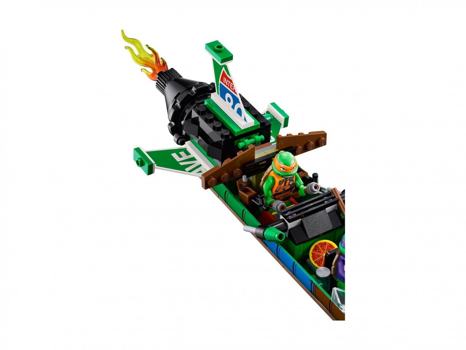LEGO Teenage Mutant Ninja Turtles™ Podniebne uderzenie