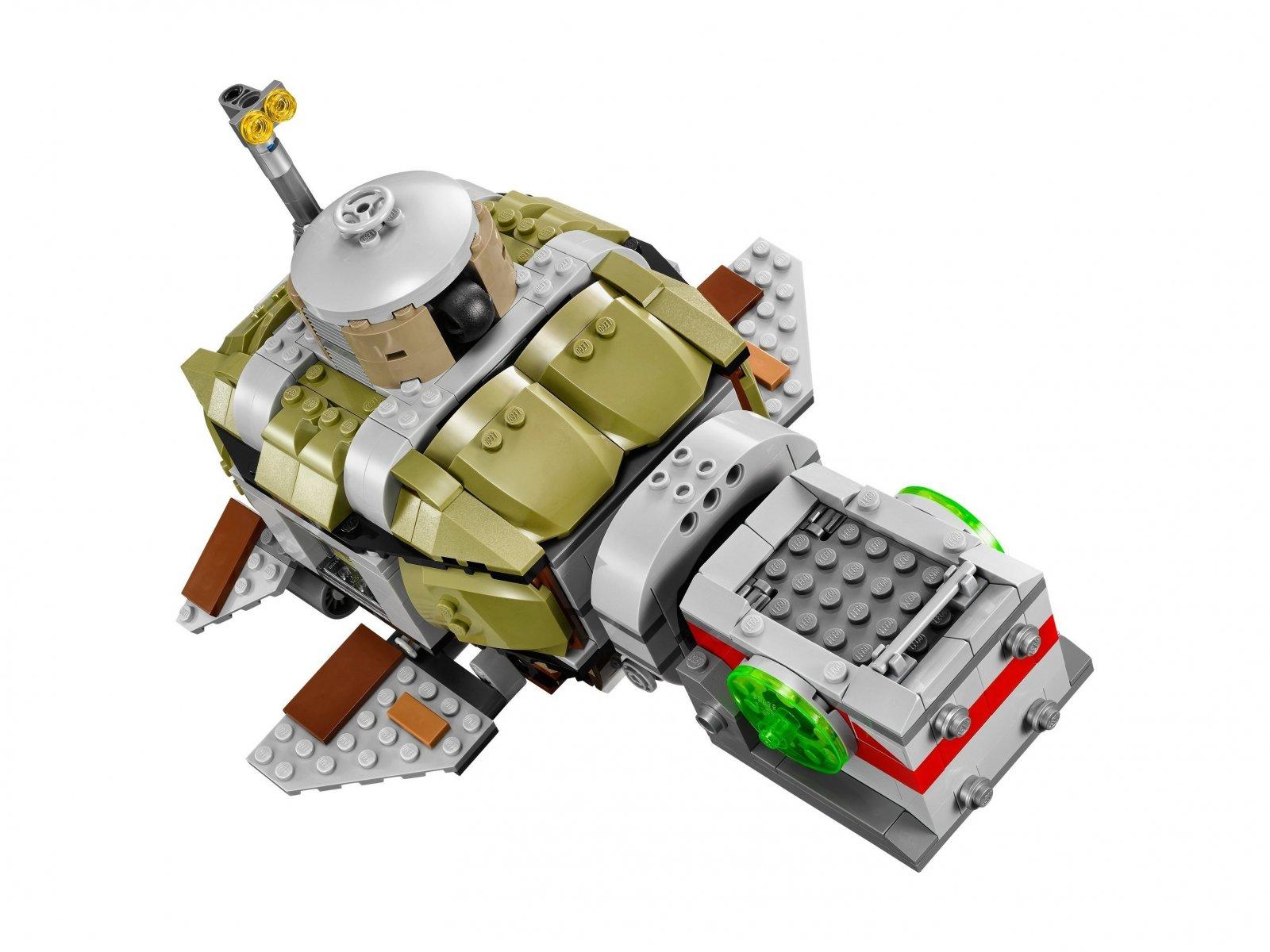 LEGO 79121 Pościg łodzią podwodną