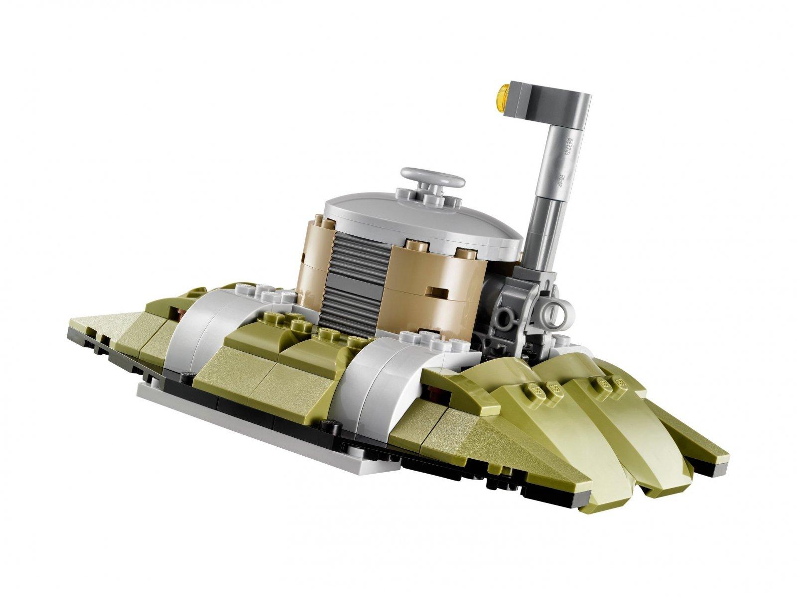LEGO Teenage Mutant Ninja Turtles™ 79121 Pościg łodzią podwodną