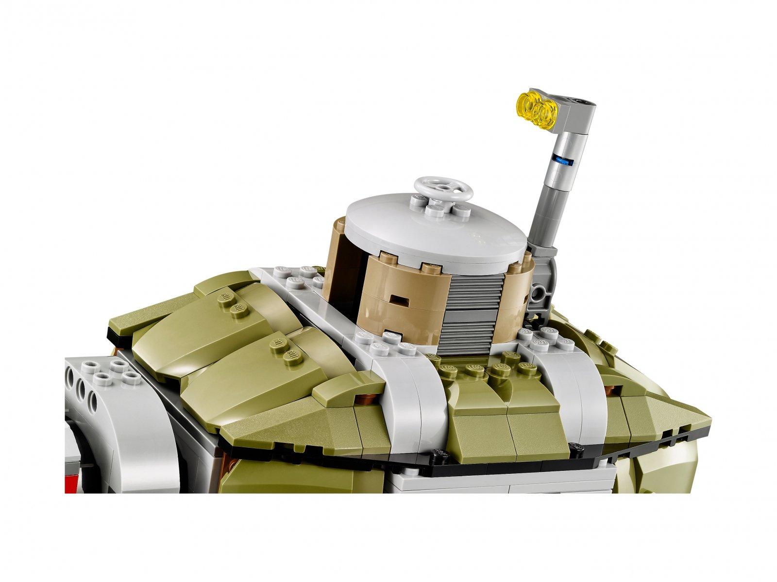 LEGO Teenage Mutant Ninja Turtles™ Pościg łodzią podwodną 79121