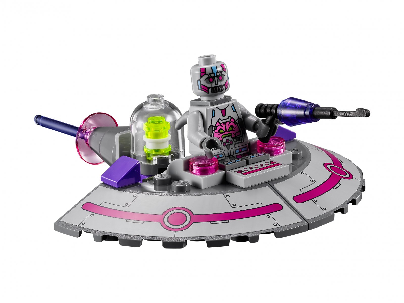 LEGO Teenage Mutant Ninja Turtles™ Pościg łodzią podwodną