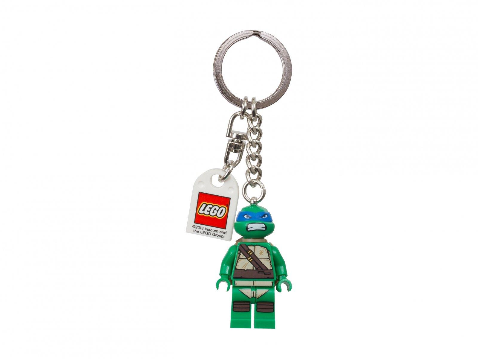 LEGO Teenage Mutant Ninja Turtles™ 850648 Brelok do kluczy z Leonardem