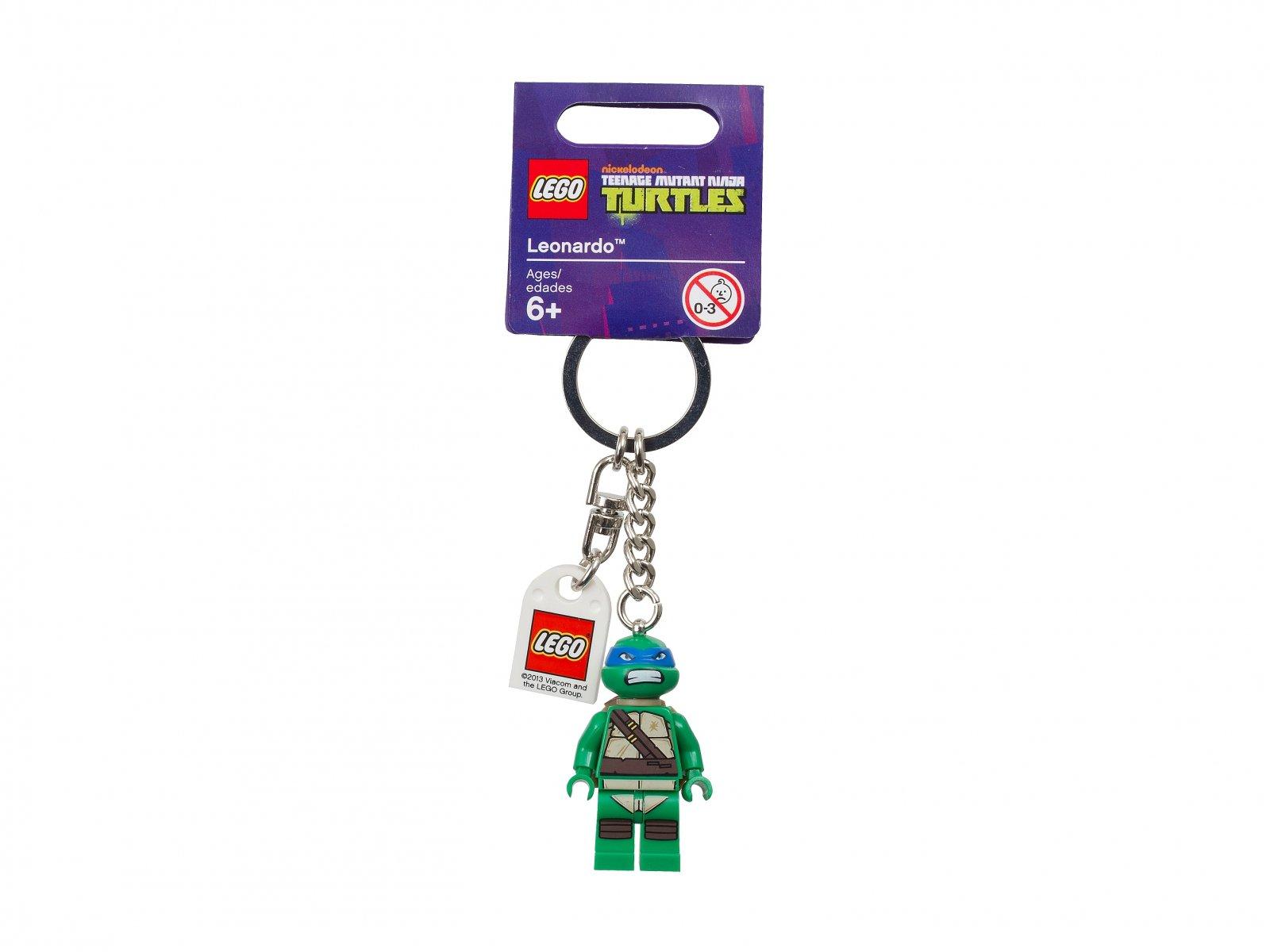 LEGO 850648 Brelok do kluczy z Leonardem