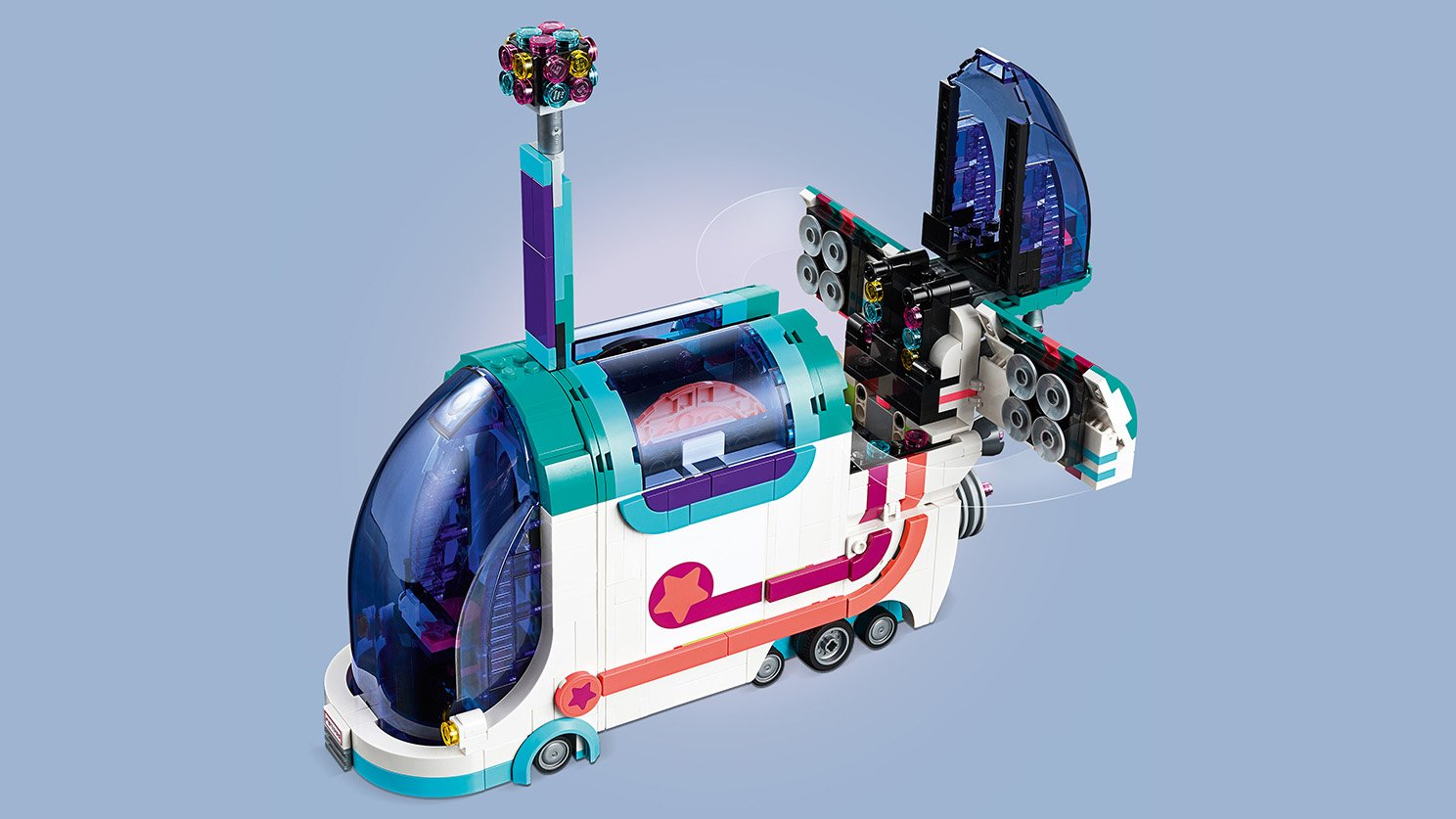 LEGO THE LEGO® MOVIE 2™ Autobus imprezowy 70828
