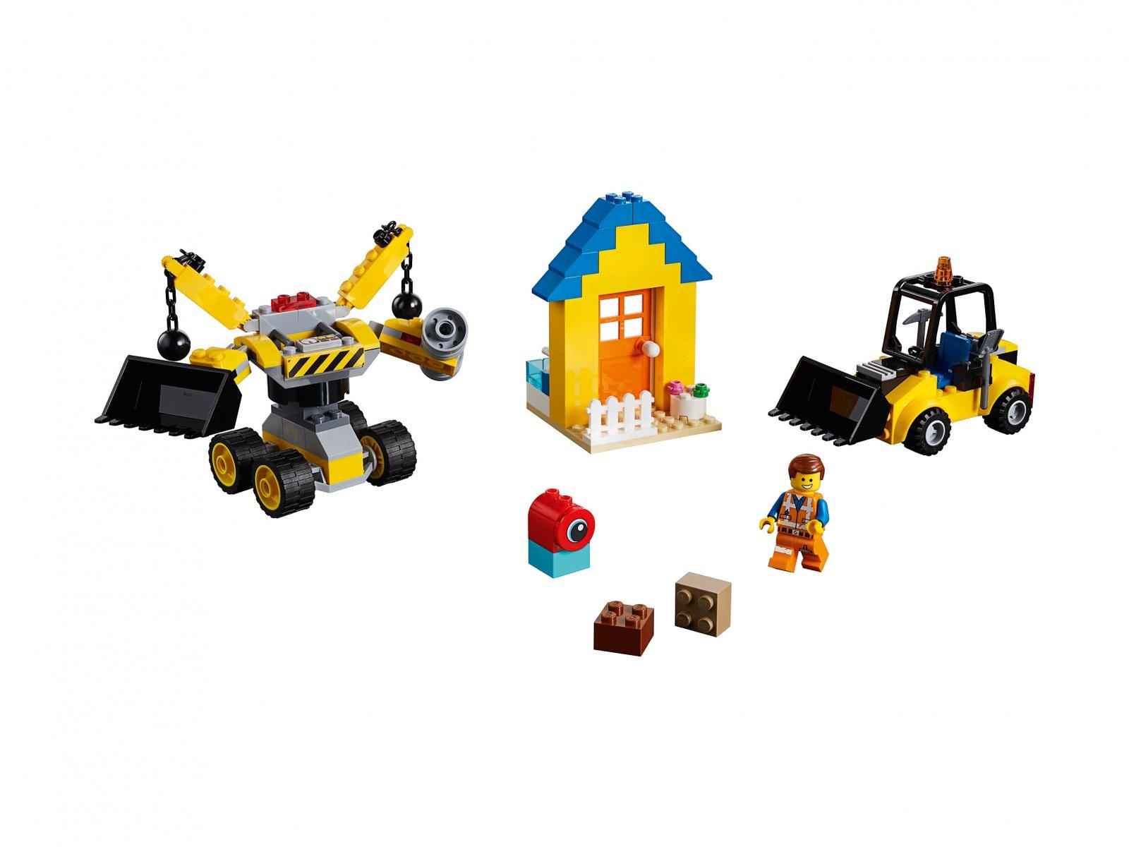 LEGO THE LEGO® MOVIE 2™ Zestaw konstrukcyjny Emmeta 70832
