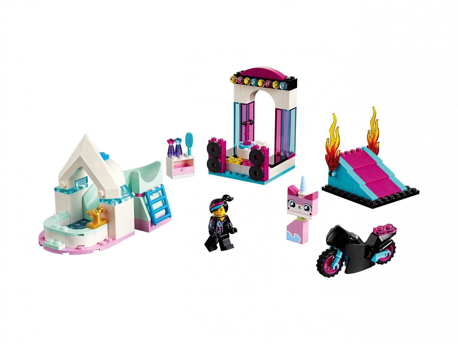 LEGO 70833 THE LEGO® MOVIE 2™ Zestaw konstrukcyjny Lucy