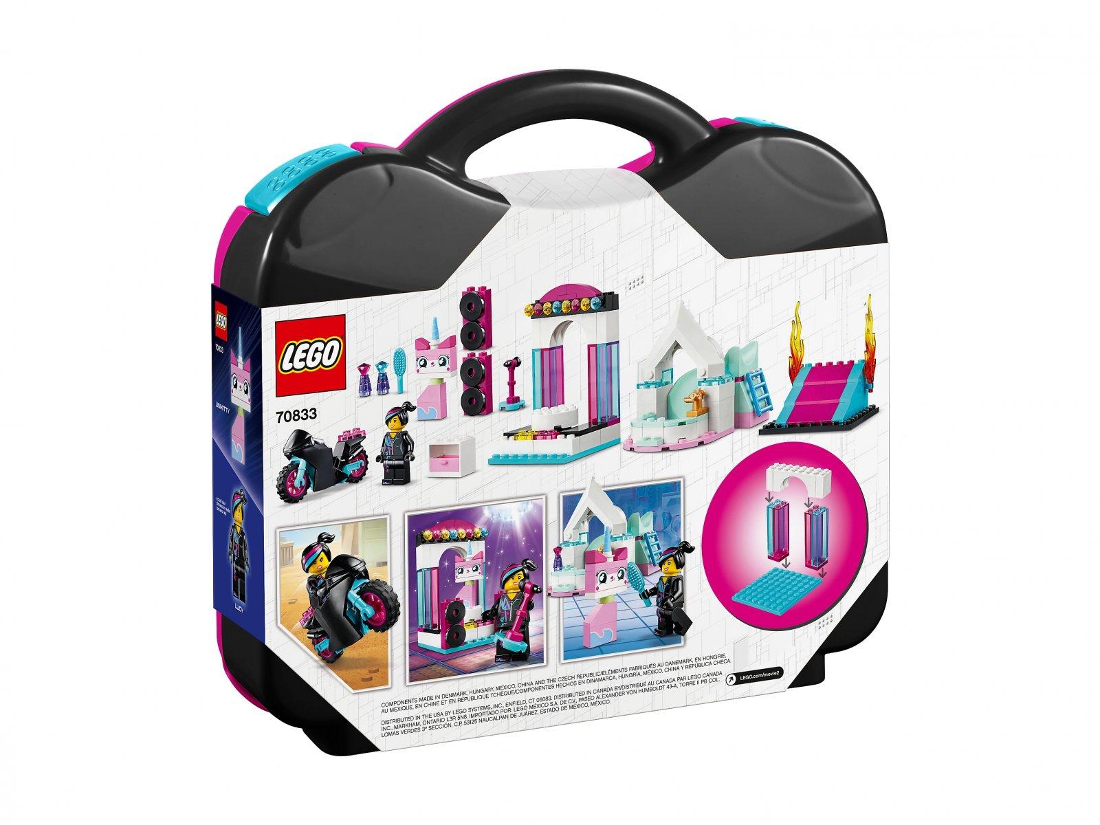 LEGO 70833 Zestaw konstrukcyjny Lucy