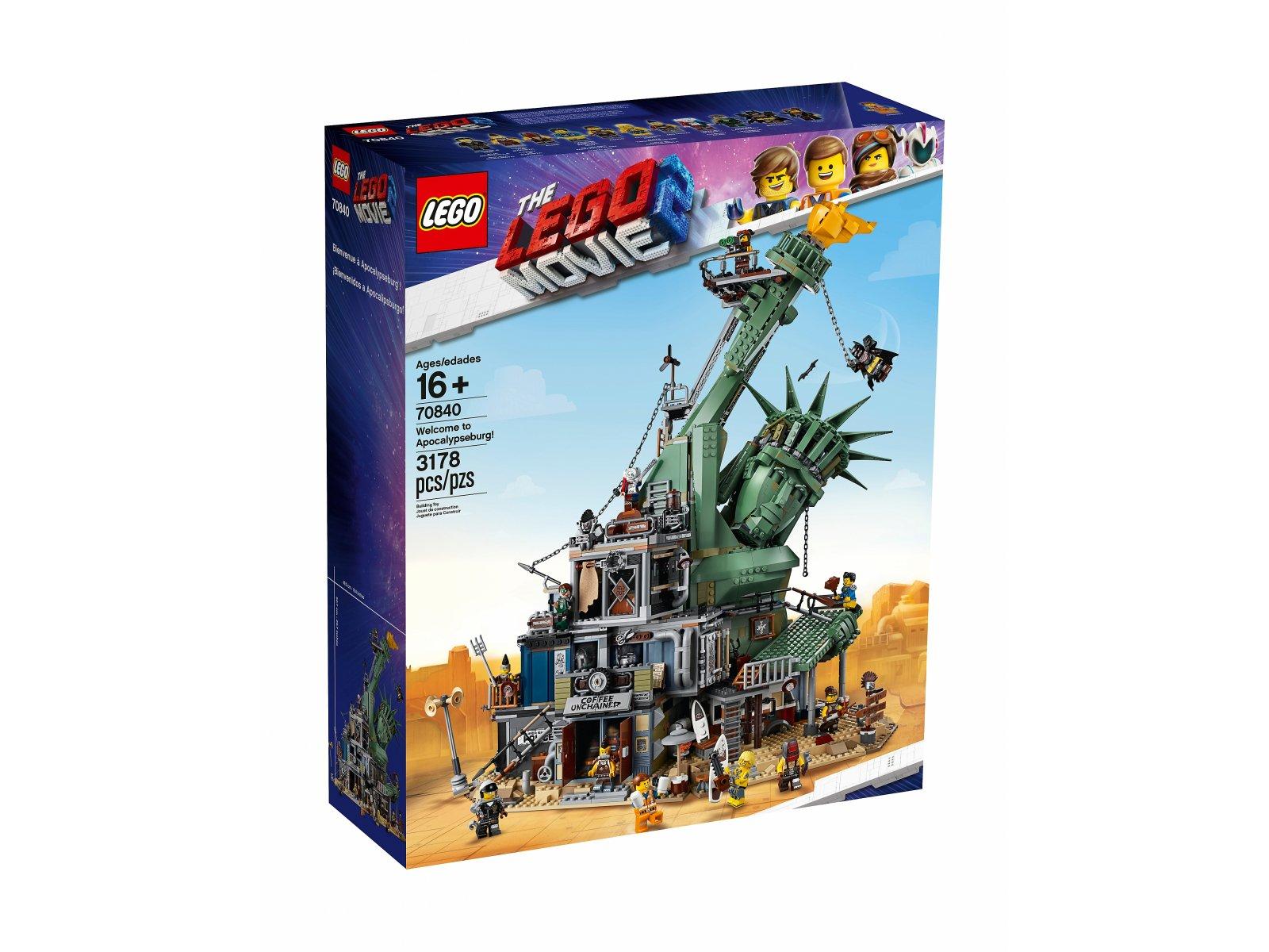 LEGO 70840 Witajcie w Apokalipsburgu!