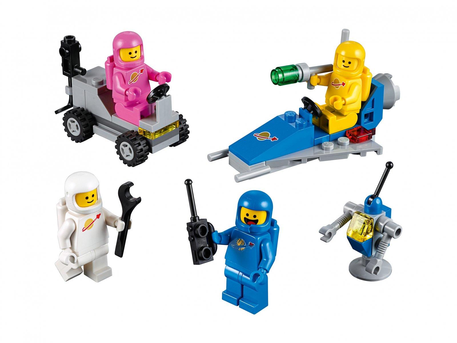 LEGO THE LEGO® MOVIE 2™ Kosmiczna drużyna Benka 70841
