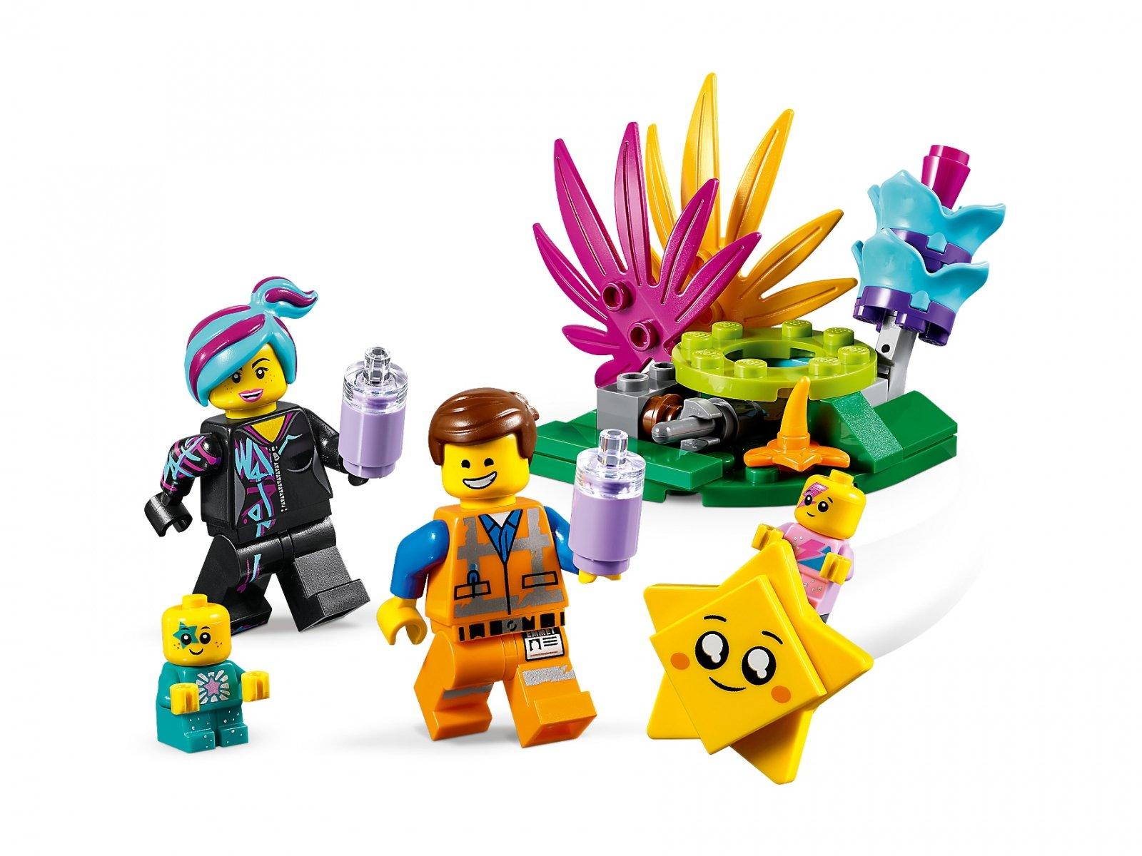 LEGO THE LEGO® MOVIE 2™ Dzień dobry, Brokaciątka! 70847