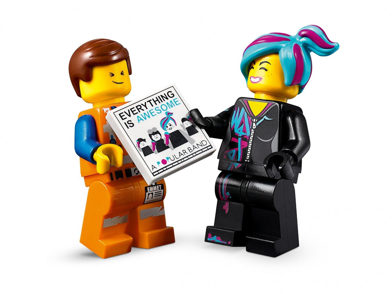 LEGO 70847 Dzień dobry, Brokaciątka!