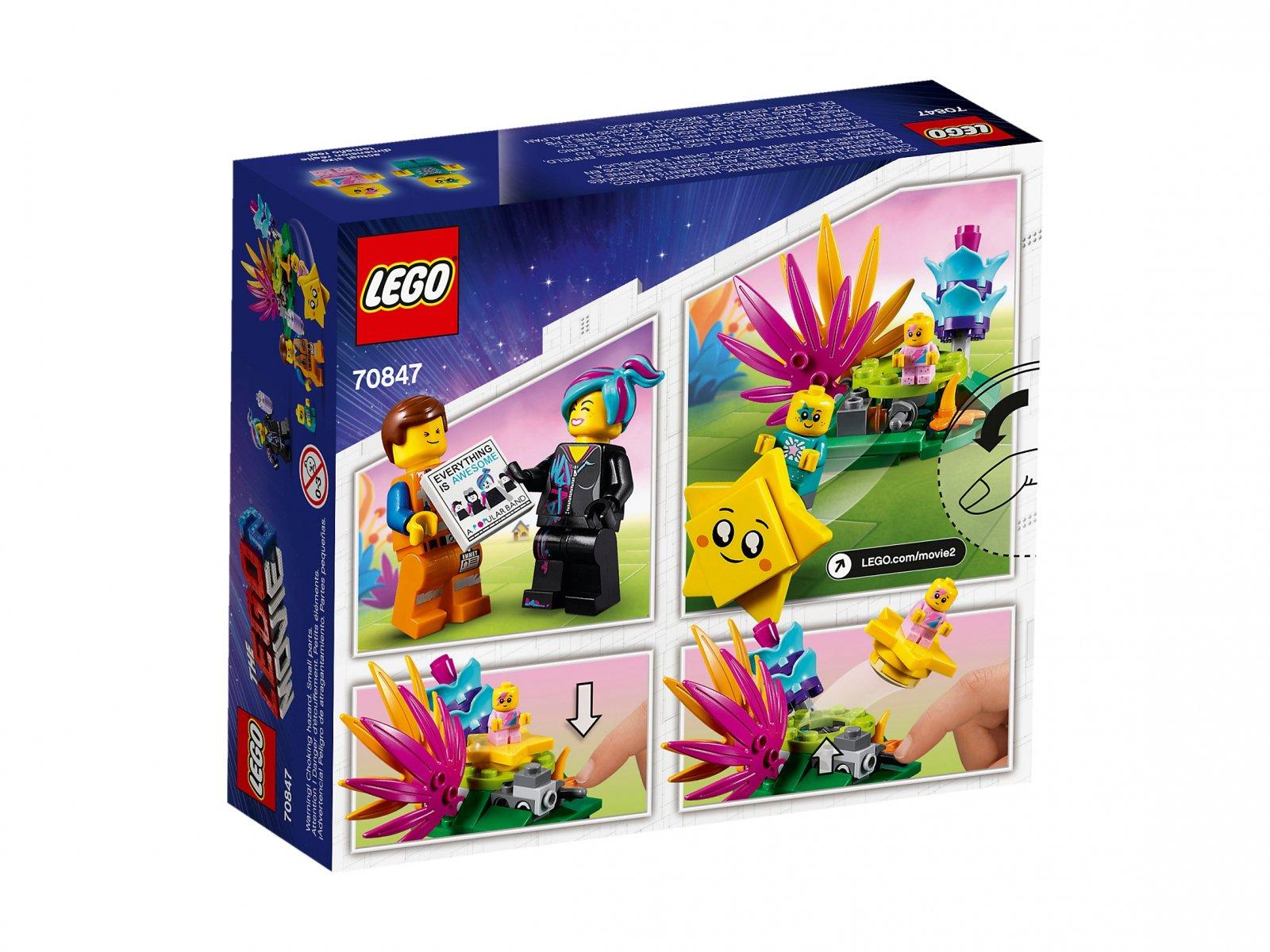 LEGO THE LEGO® MOVIE 2™ 70847 Dzień dobry, Brokaciątka!