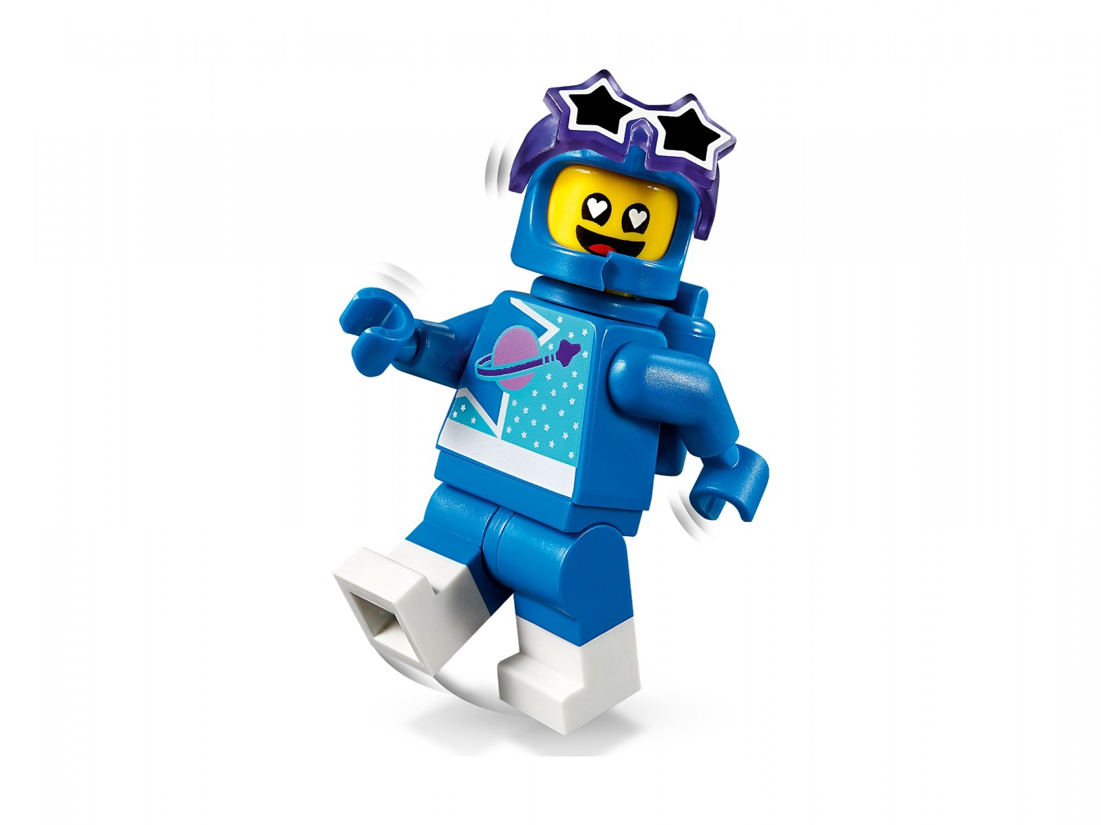 LEGO 70848 THE LEGO® MOVIE 2™ Imprezowa ekipa z Siostar