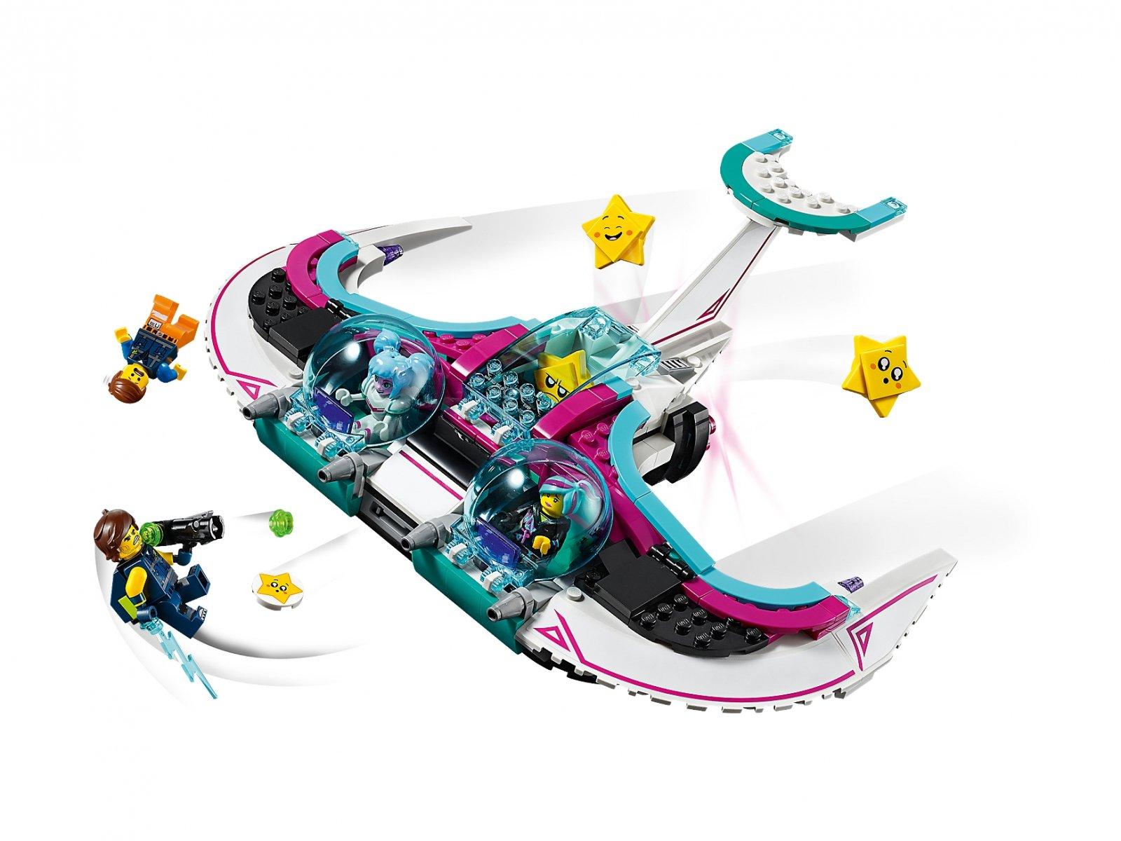 LEGO THE LEGO® MOVIE 2™ Myśliwiec Słodka Żyleta 70849