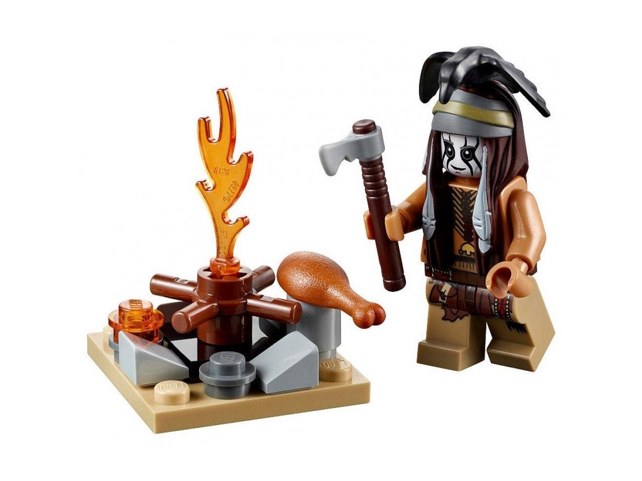 LEGO The Lone Ranger™ Tonto's Campfire 30261