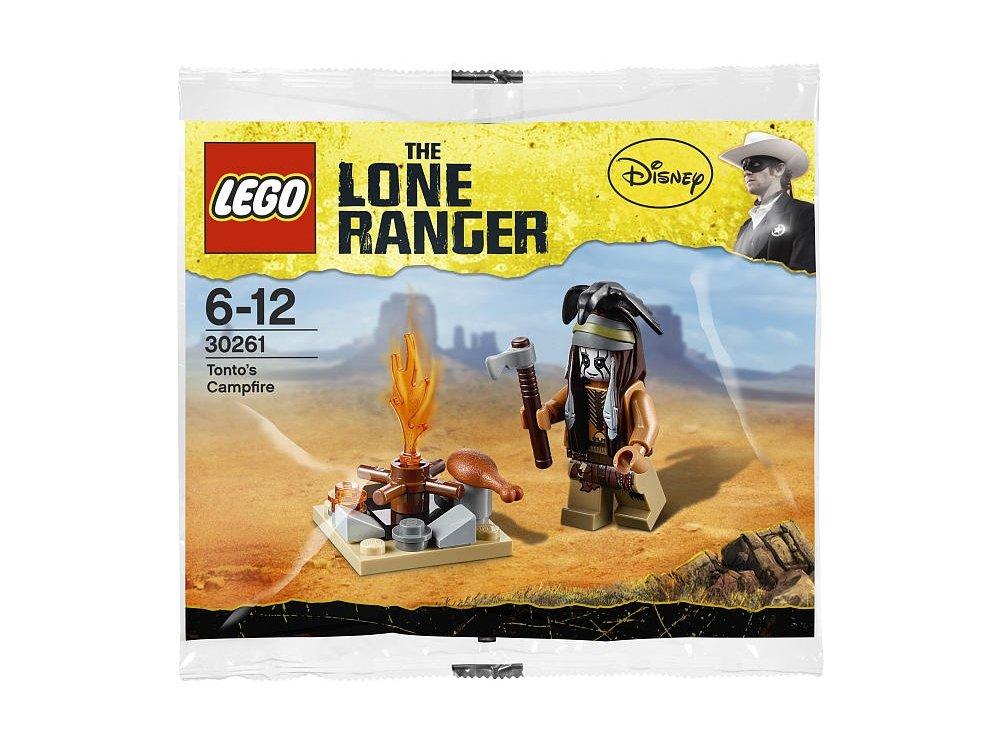 LEGO 30261 Tonto's Campfire