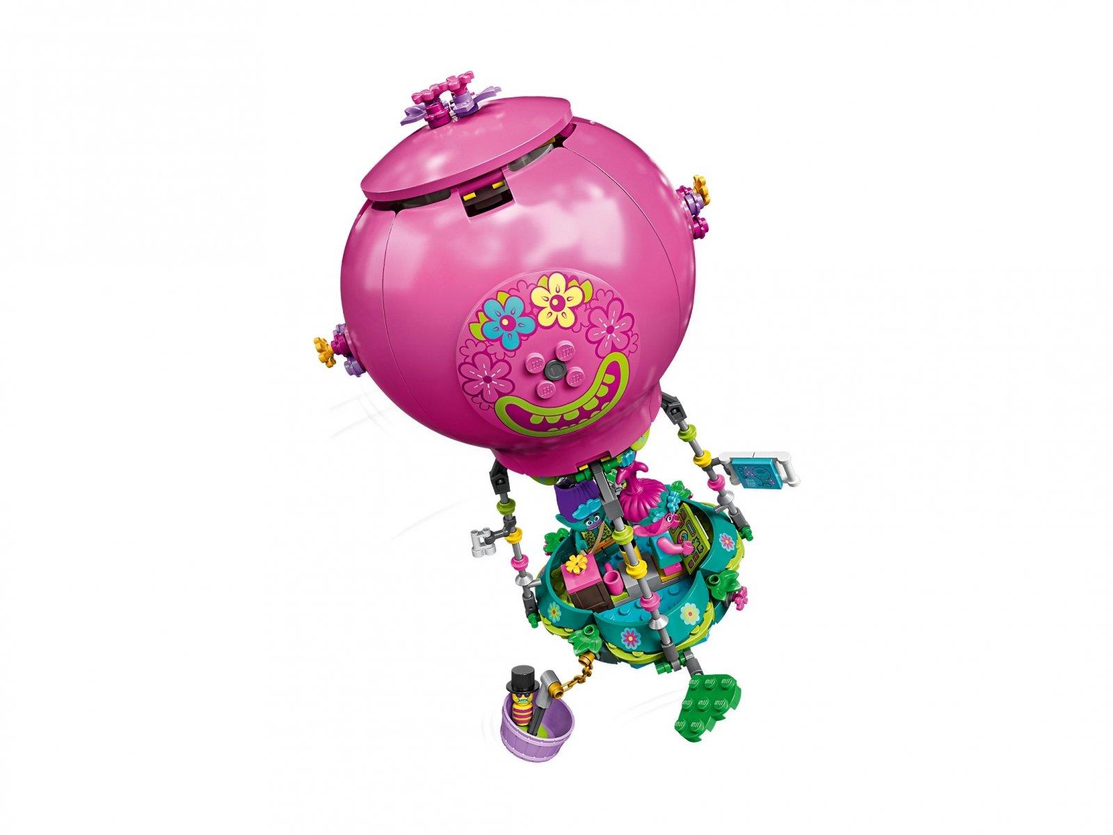 LEGO Trolls World Tour 41252 Przygoda Poppy w balonie