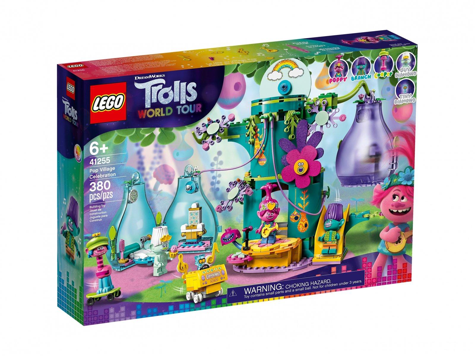 LEGO 41255 Przyjęcie w popowej wiosce