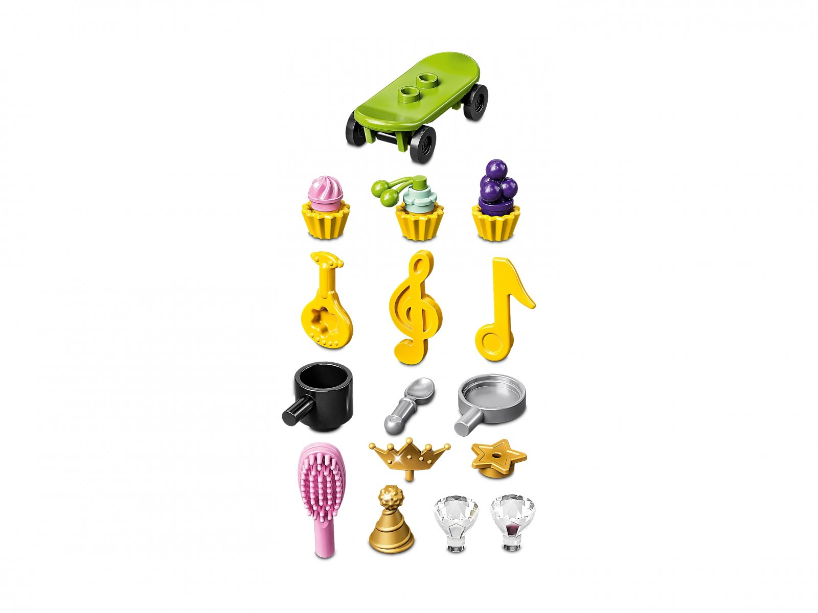 LEGO 41255 Trolls World Tour Przyjęcie w popowej wiosce