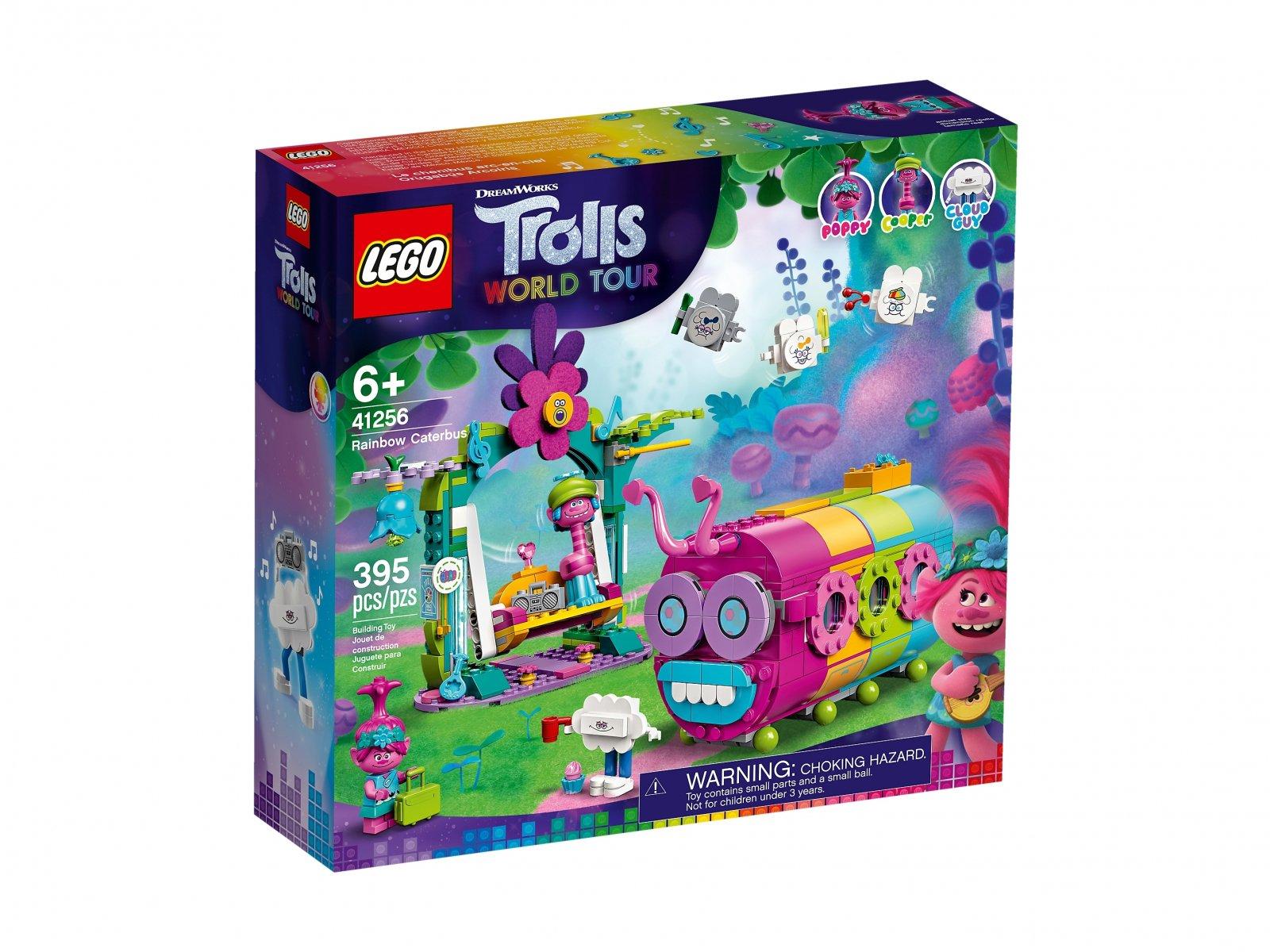 LEGO 41256 Tęczowy gąsienicowóz
