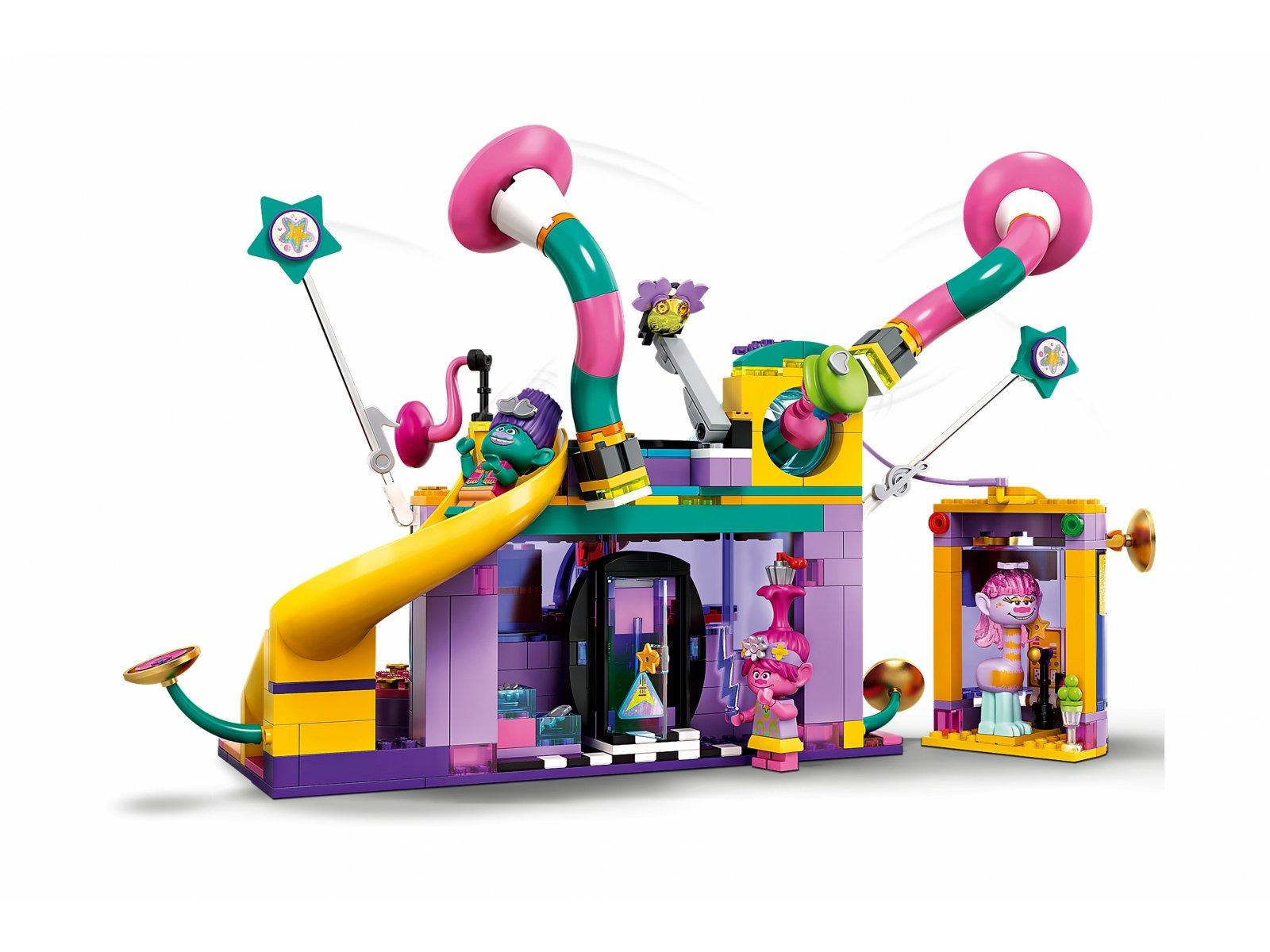 LEGO 41258 Trolls World Tour Vibe City koncert