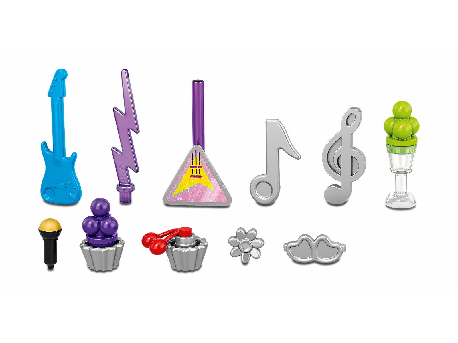 LEGO Trolls World Tour Vibe City koncert 41258
