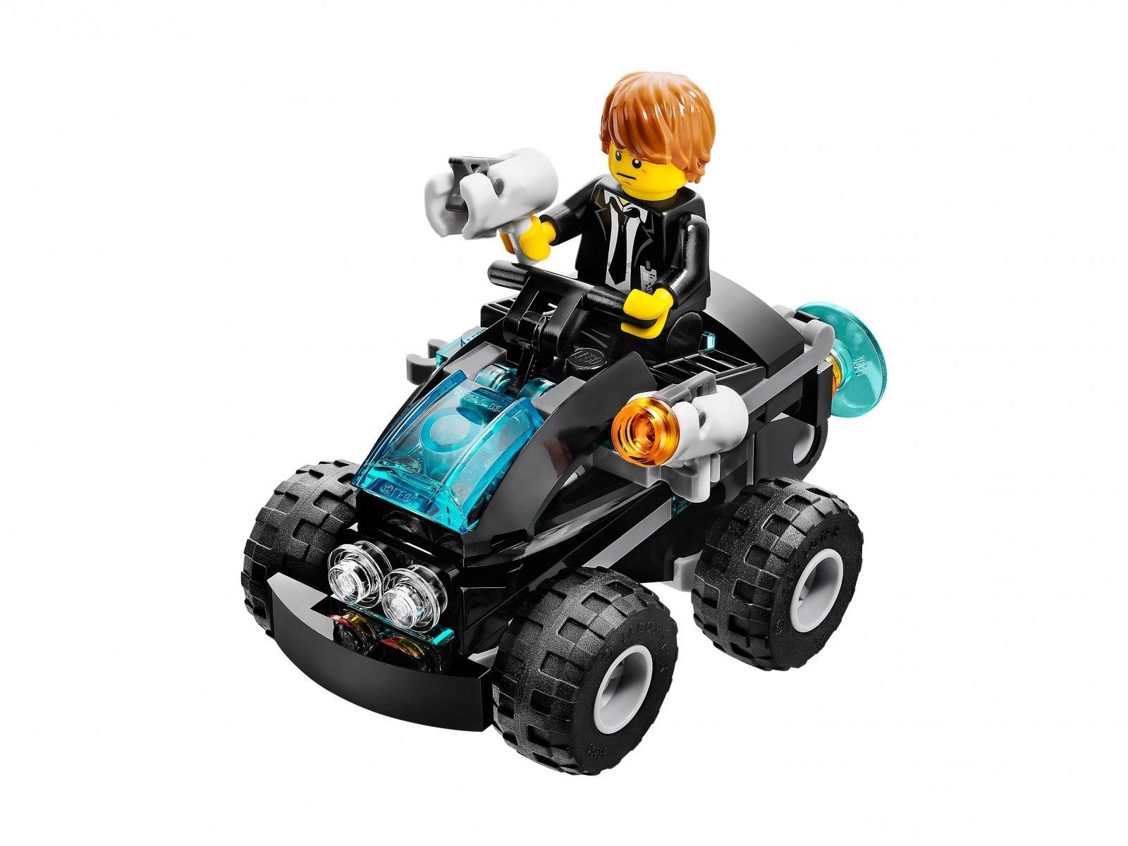 LEGO Ultra Agents Pościg quadem 70160