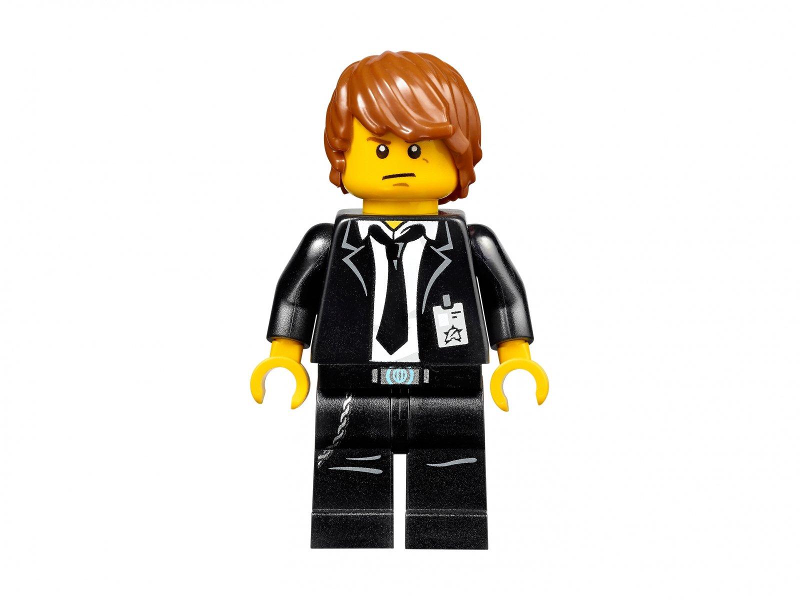 LEGO 70160 Ultra Agents Pościg quadem