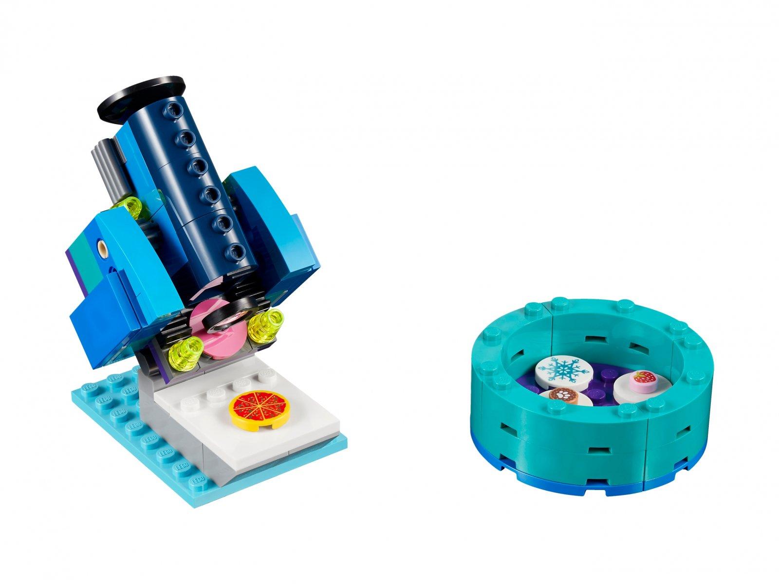 LEGO 40314 Unikitty™ Dr Lisiczka i jej maszyna do powiększania