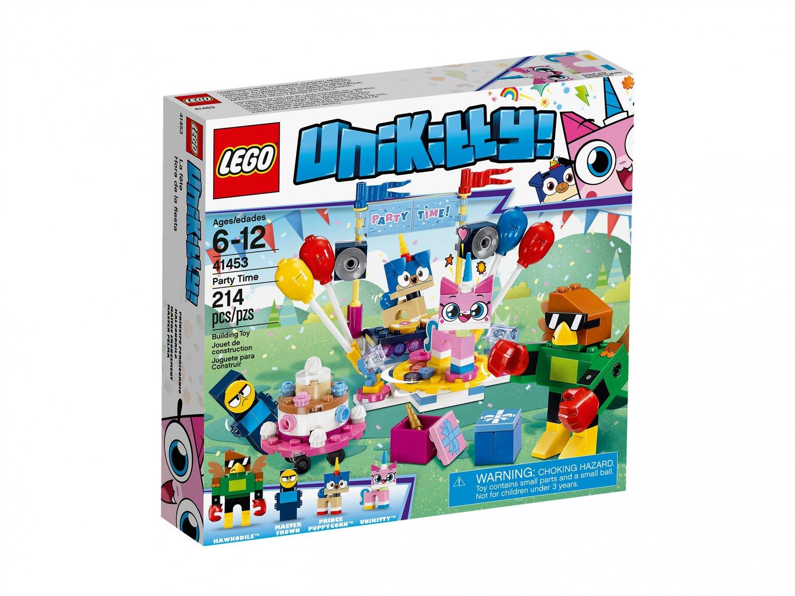 LEGO Unikitty™ 41453 Czas na imprezę