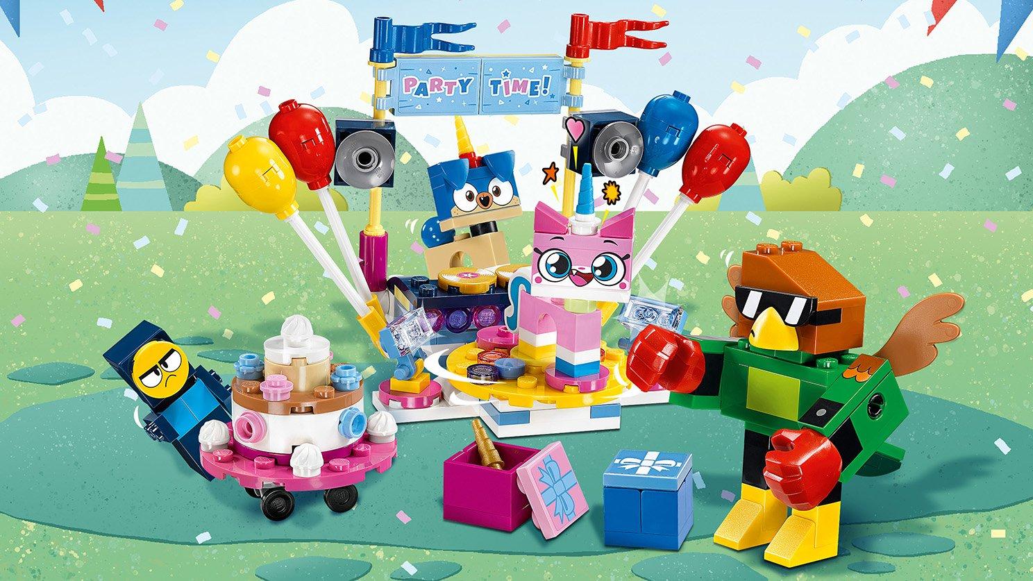 LEGO 41453 Unikitty™ Czas na imprezę