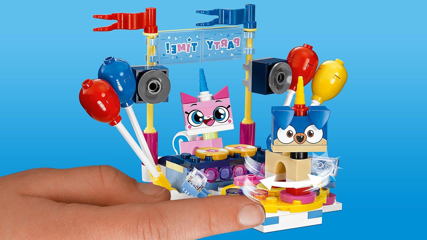 LEGO Unikitty™ Czas na imprezę 41453