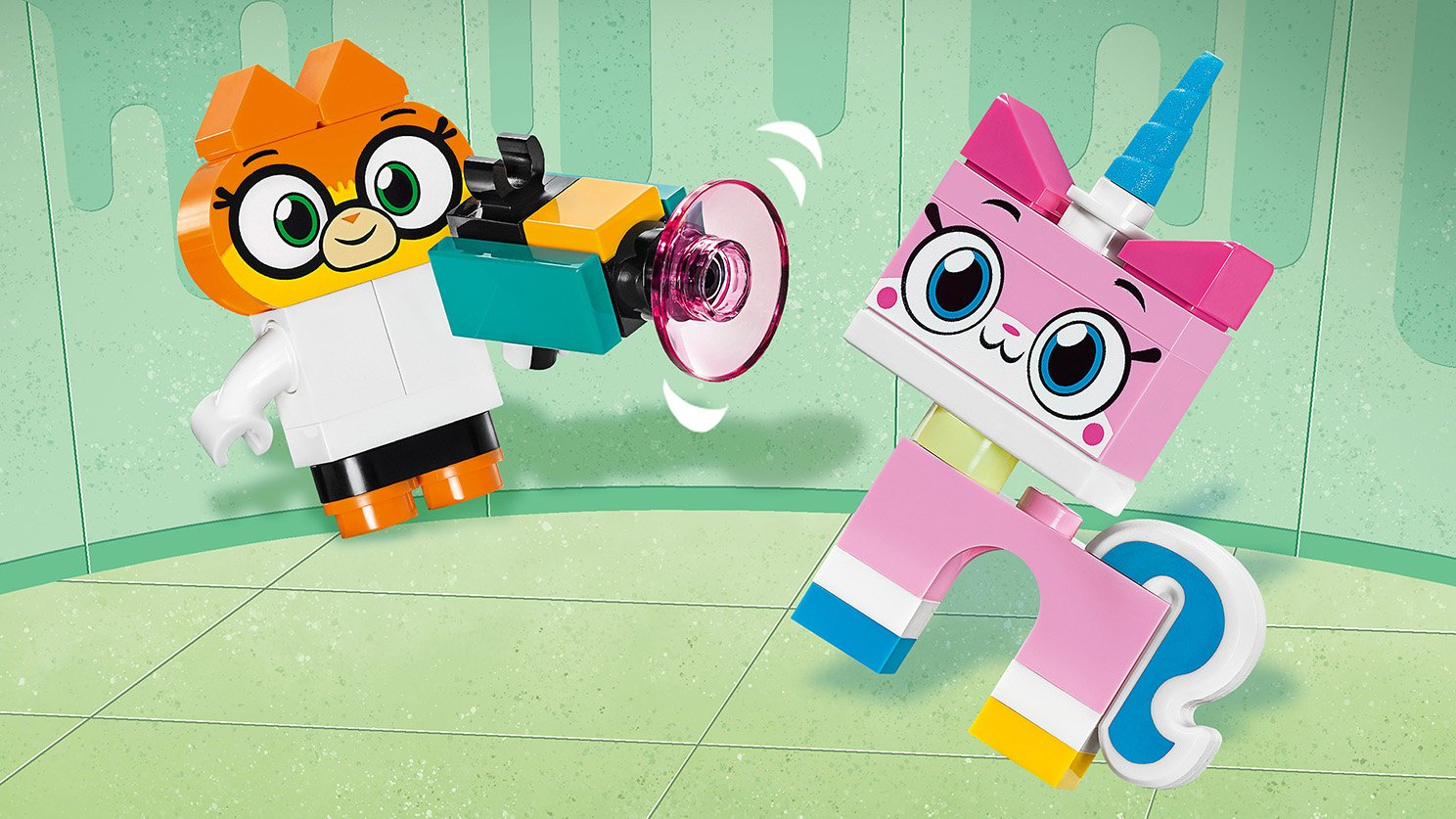 LEGO 41454 Unikitty™ Laboratorium dr Lisiczki™