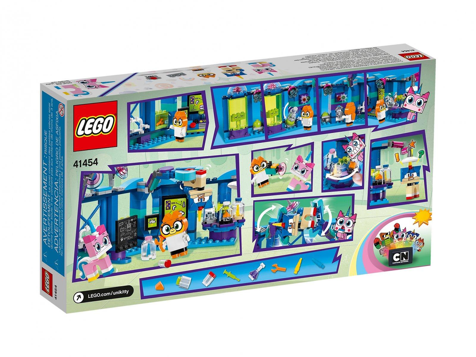 LEGO Unikitty™ 41454 Laboratorium dr Lisiczki™