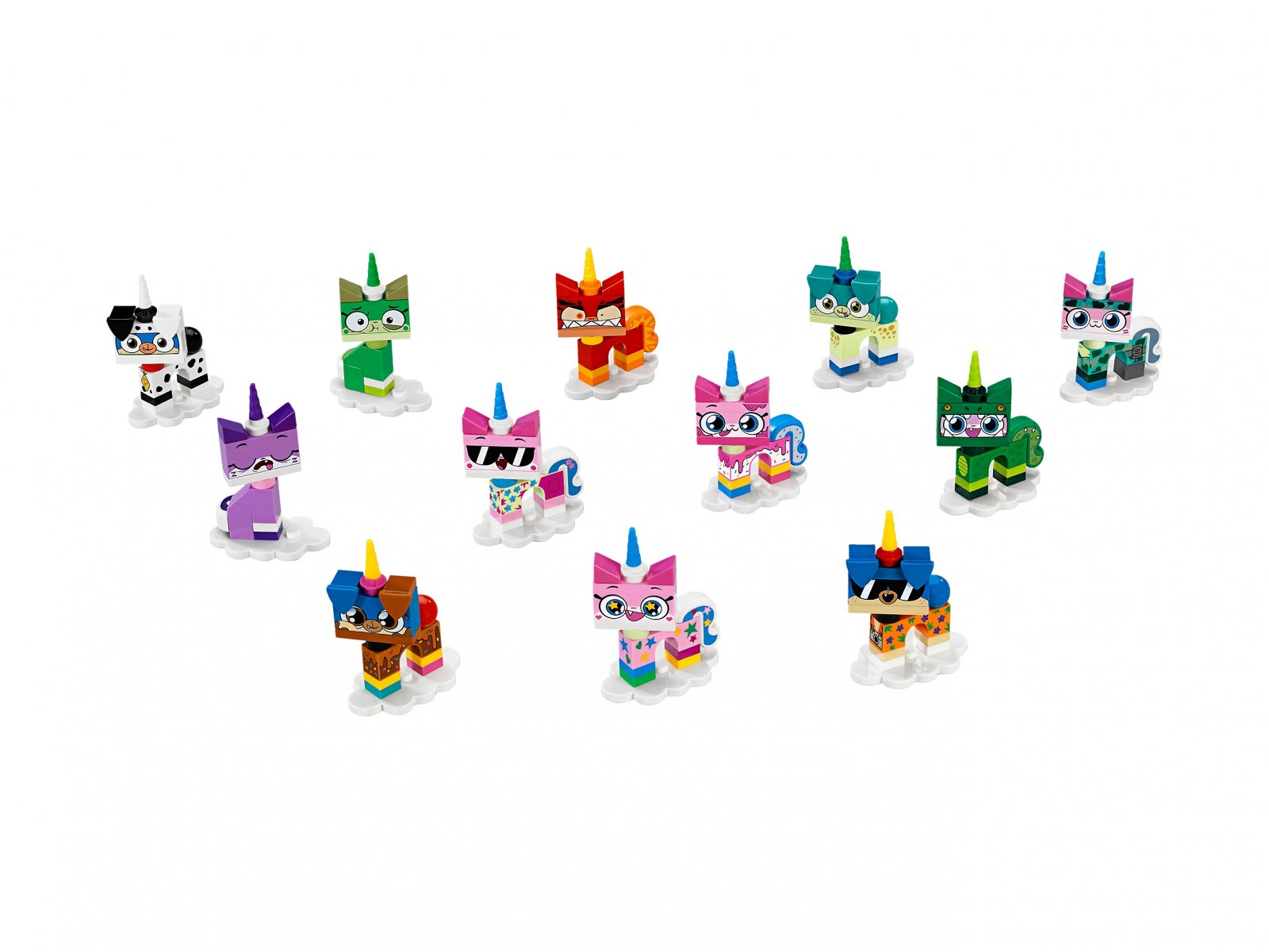 Lego Unikitty™ Seria kolekcjonerska Kici Rożek™ 1 41775