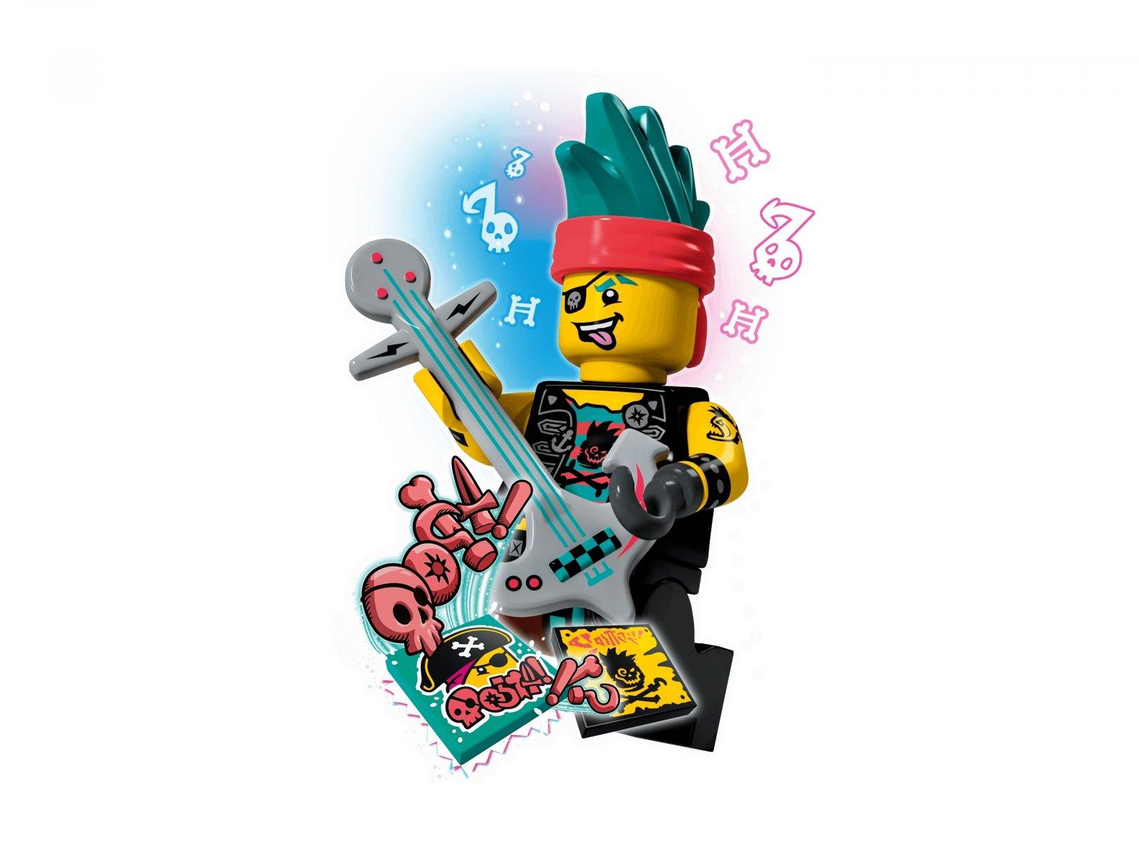 LEGO 43103 VIDIYO Punk Pirate BeatBox