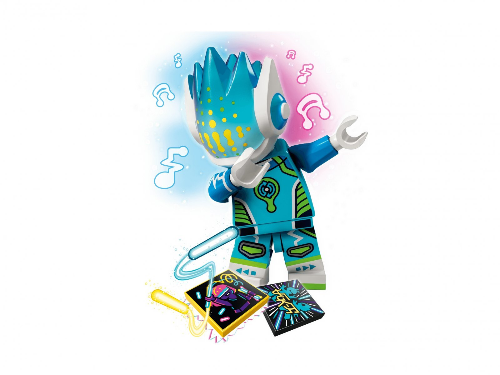 LEGO 43104 VIDIYO Alien DJ BeatBox