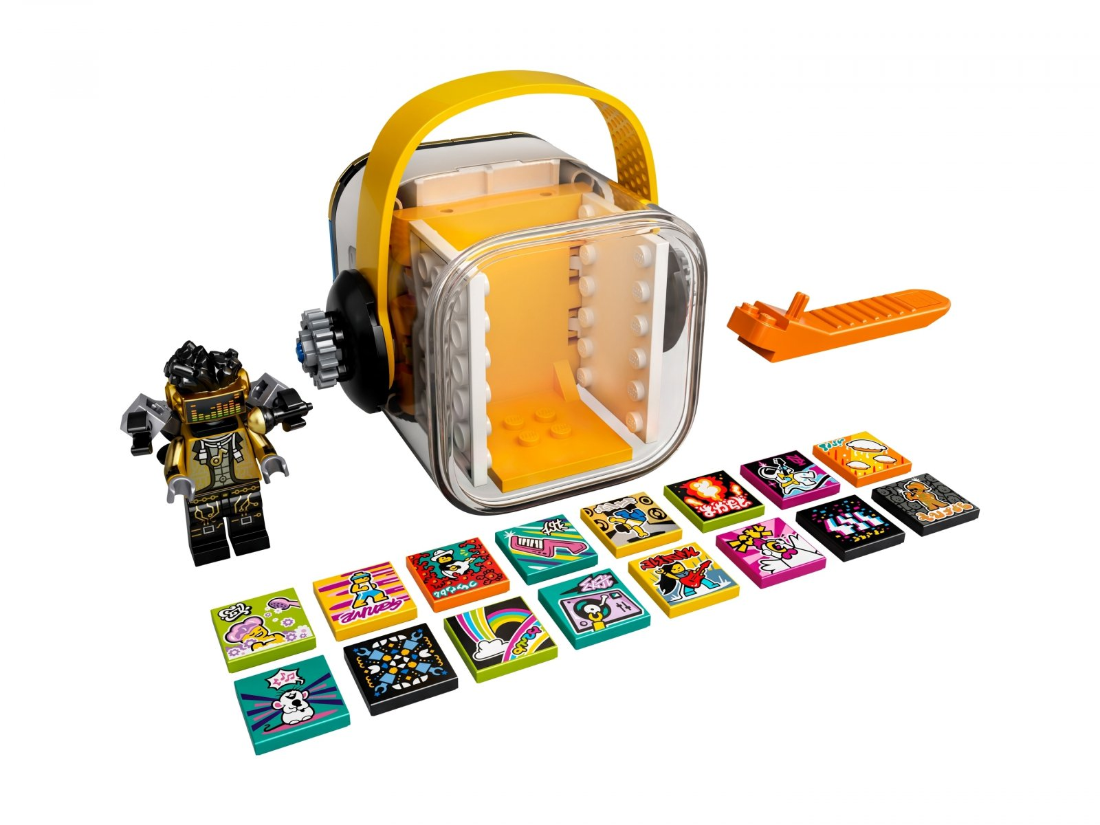 LEGO 43107 HipHop Robot BeatBox