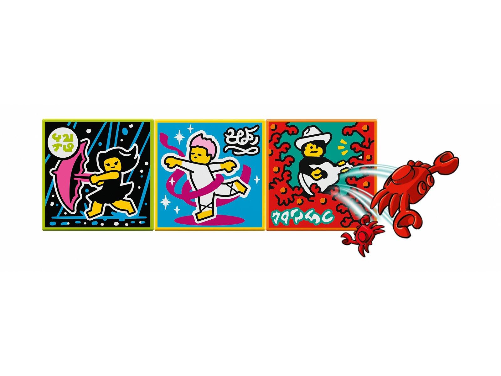 LEGO VIDIYO Bandmates - seria 2 43108