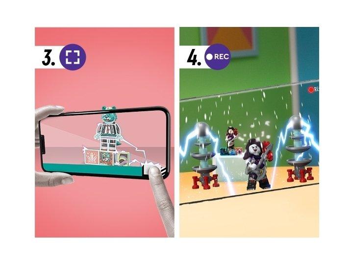 LEGO 43108 VIDIYO Bandmates - seria 2