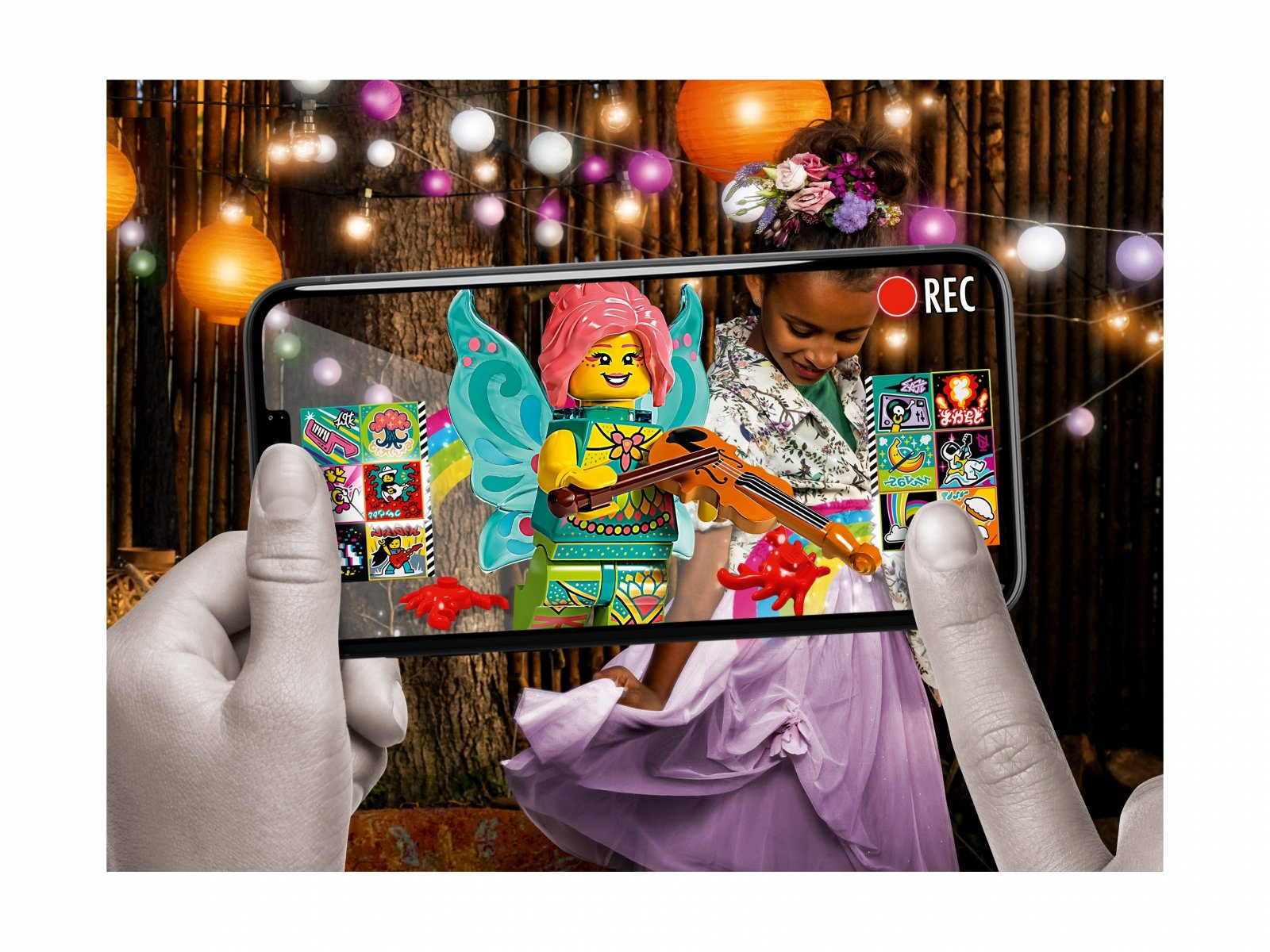 LEGO VIDIYO Folk Fairy BeatBox 43110