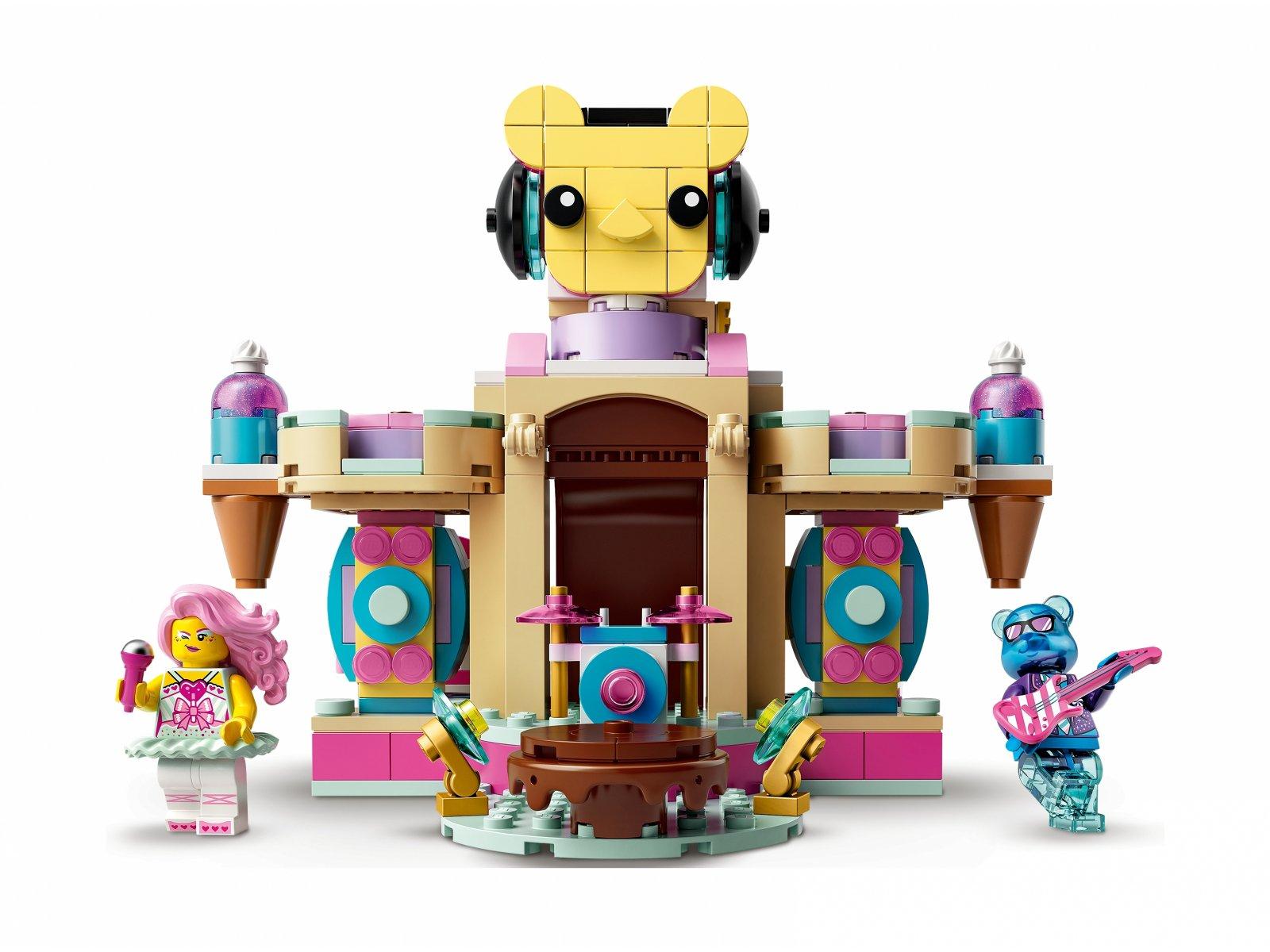 LEGO 43111 VIDIYO Candy Castle Stage