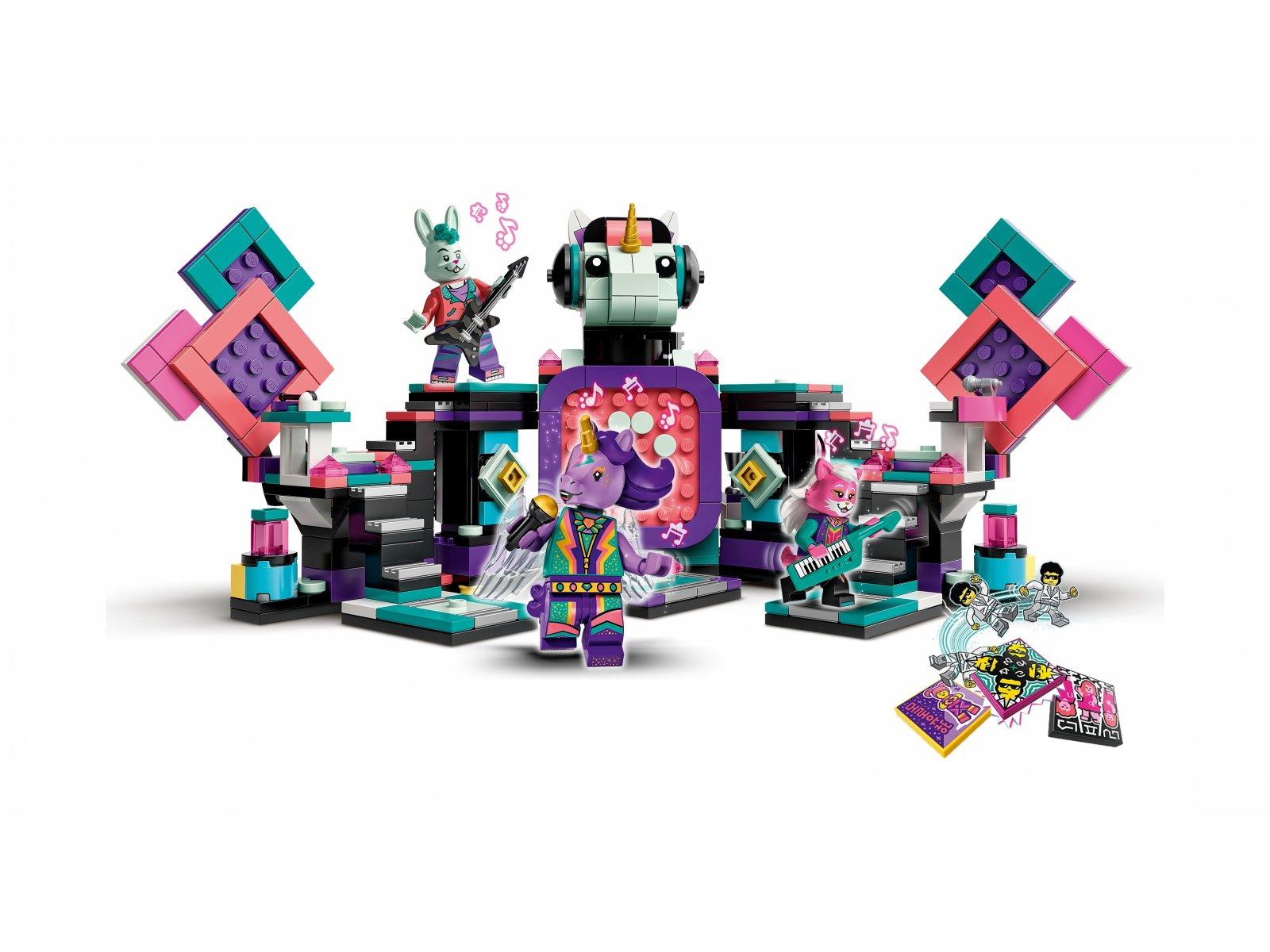 LEGO VIDIYO K-Pawp Concert 43113
