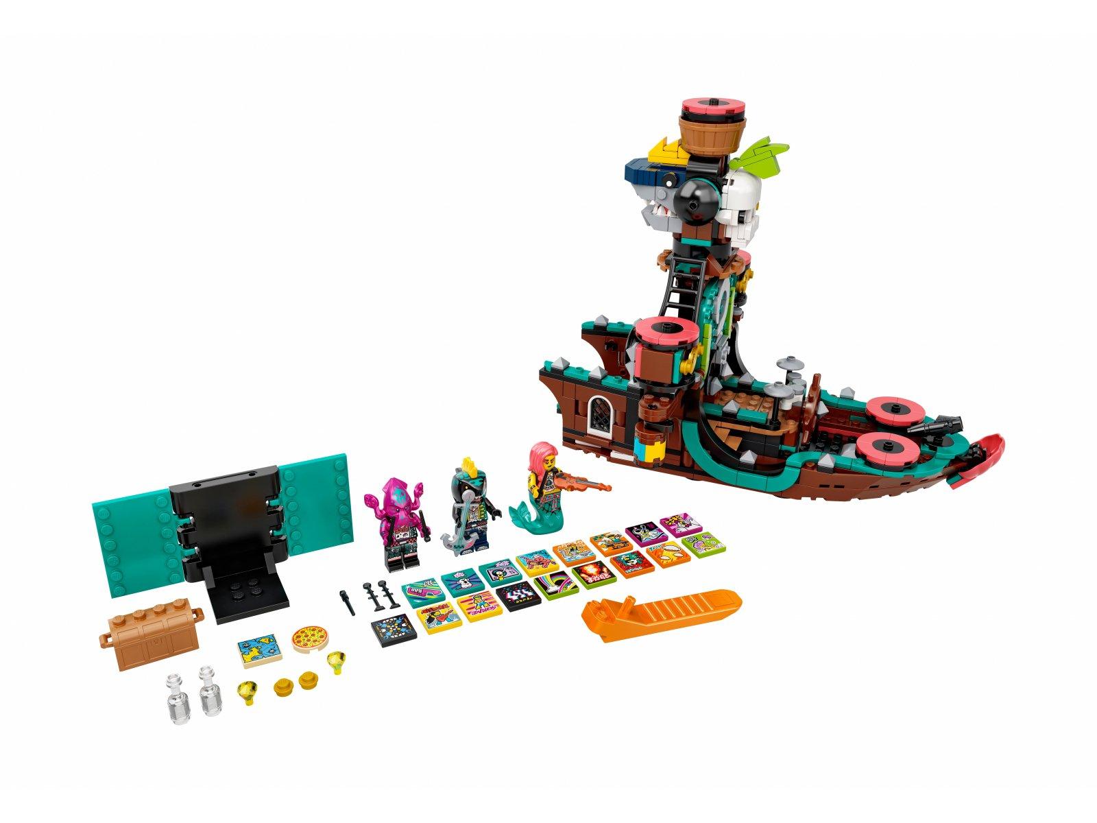 LEGO VIDIYO Punk Pirate Ship 43114