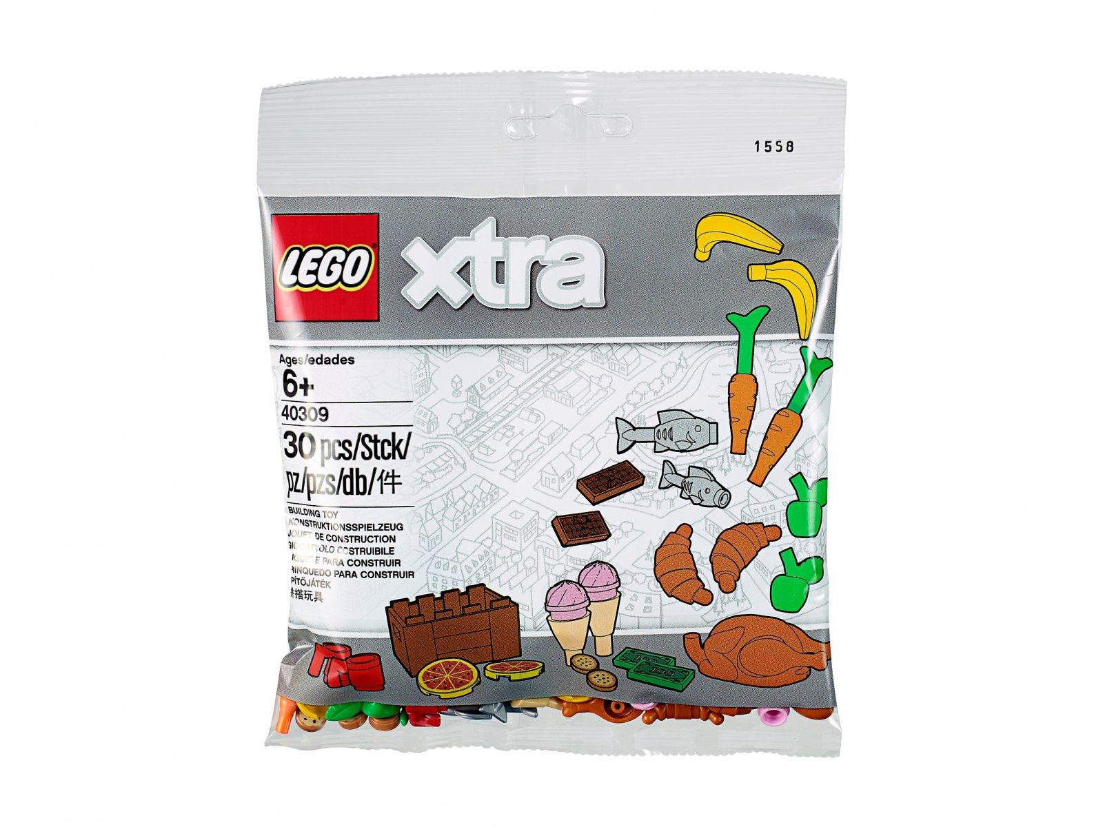 LEGO xtra Akcesoria spożywcze