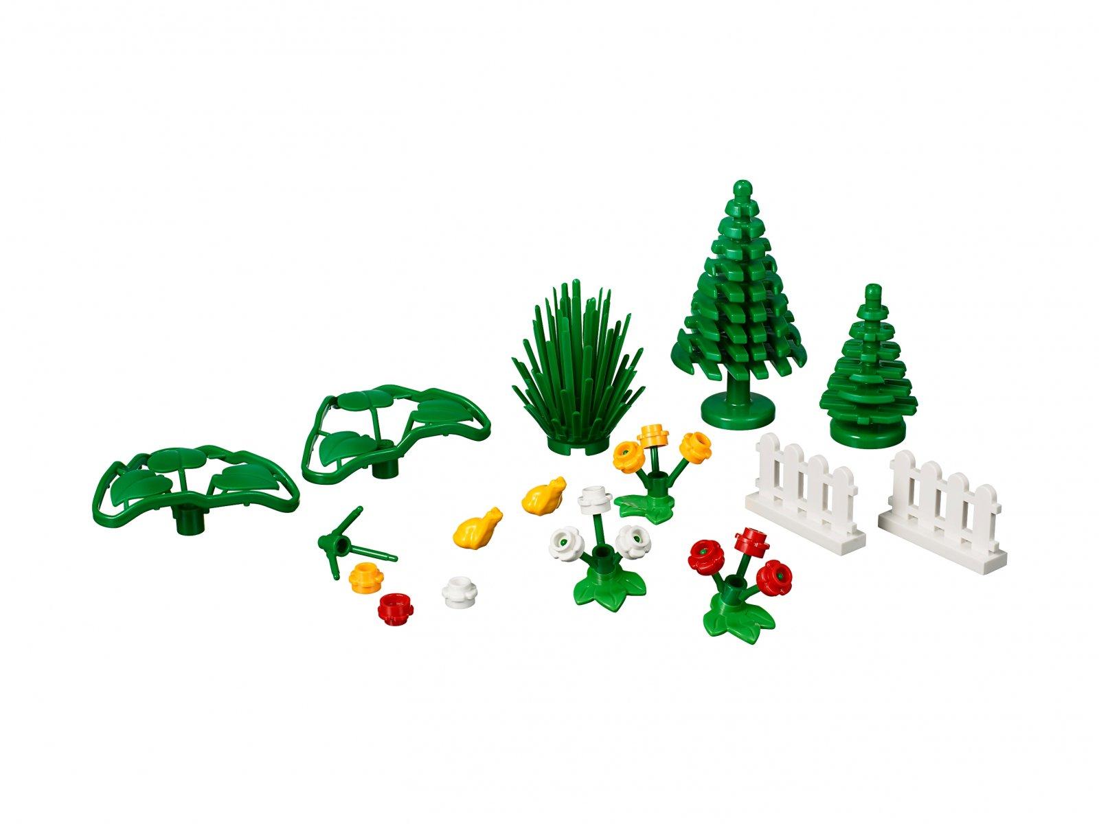 LEGO 40310 Akcesoria botaniczne