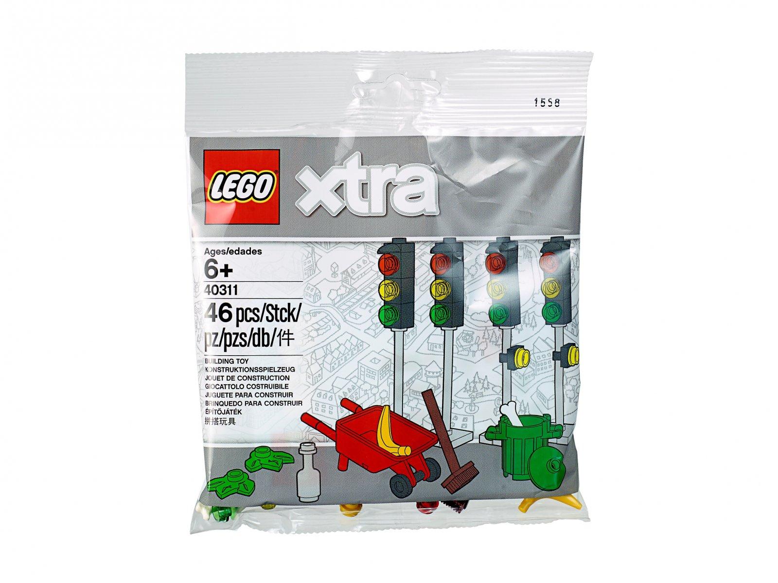 LEGO xtra Światła uliczne